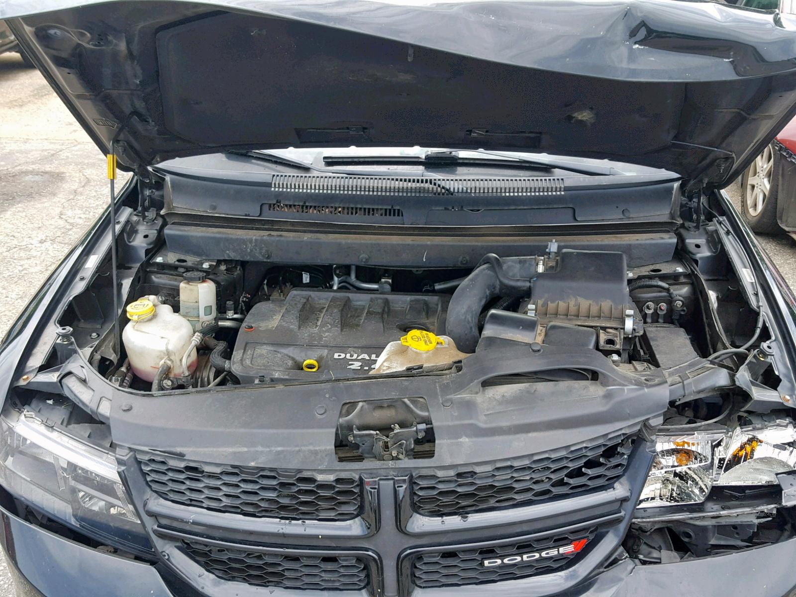 2014 Dodge Journey Sx 2 4L 4 in AL - Mobile