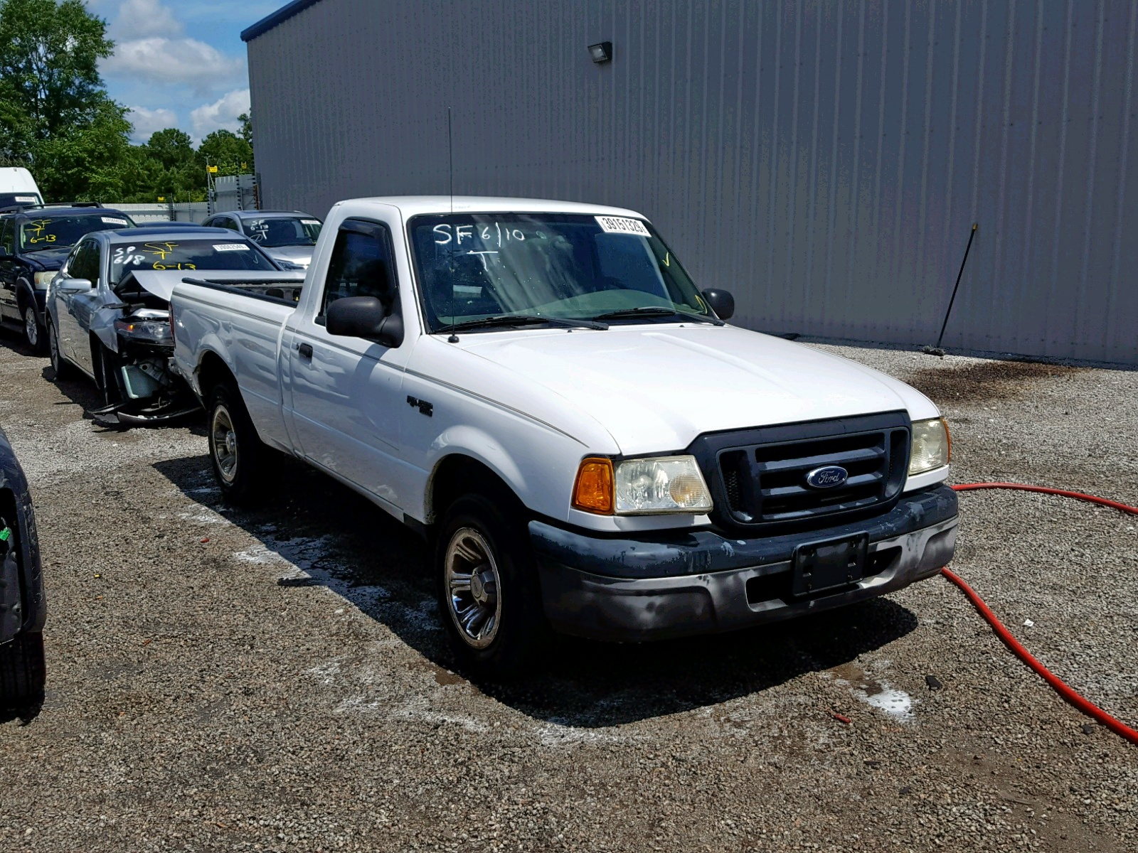 FORD RANGER 2005, 1FTYR10D45PA65269 | Auto Auction Spot