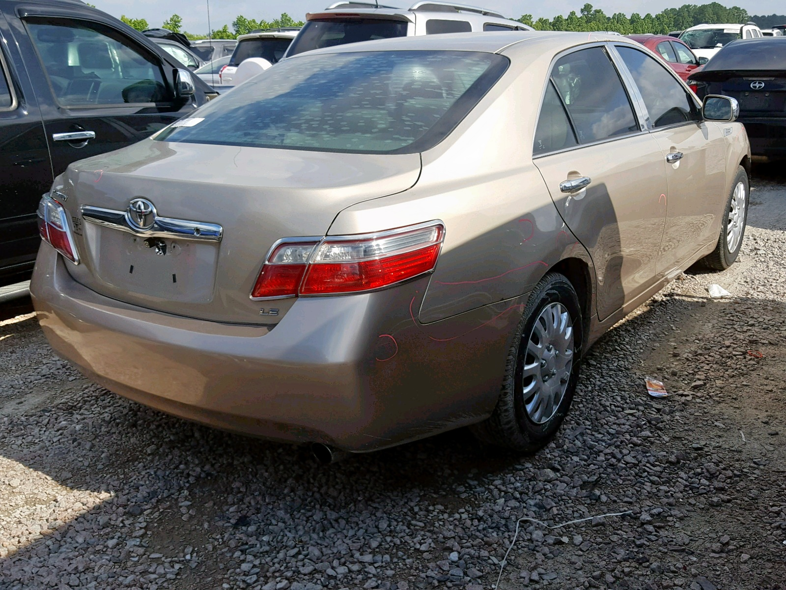 2008 Toyota Camry Ce 2 4L 4 in TX - Houston
