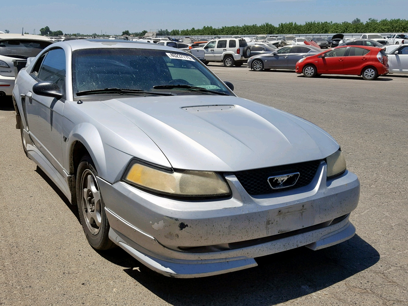 2000 ford mustang gt 4 6l 8 in ca fresno 1fafp42x9yf122037