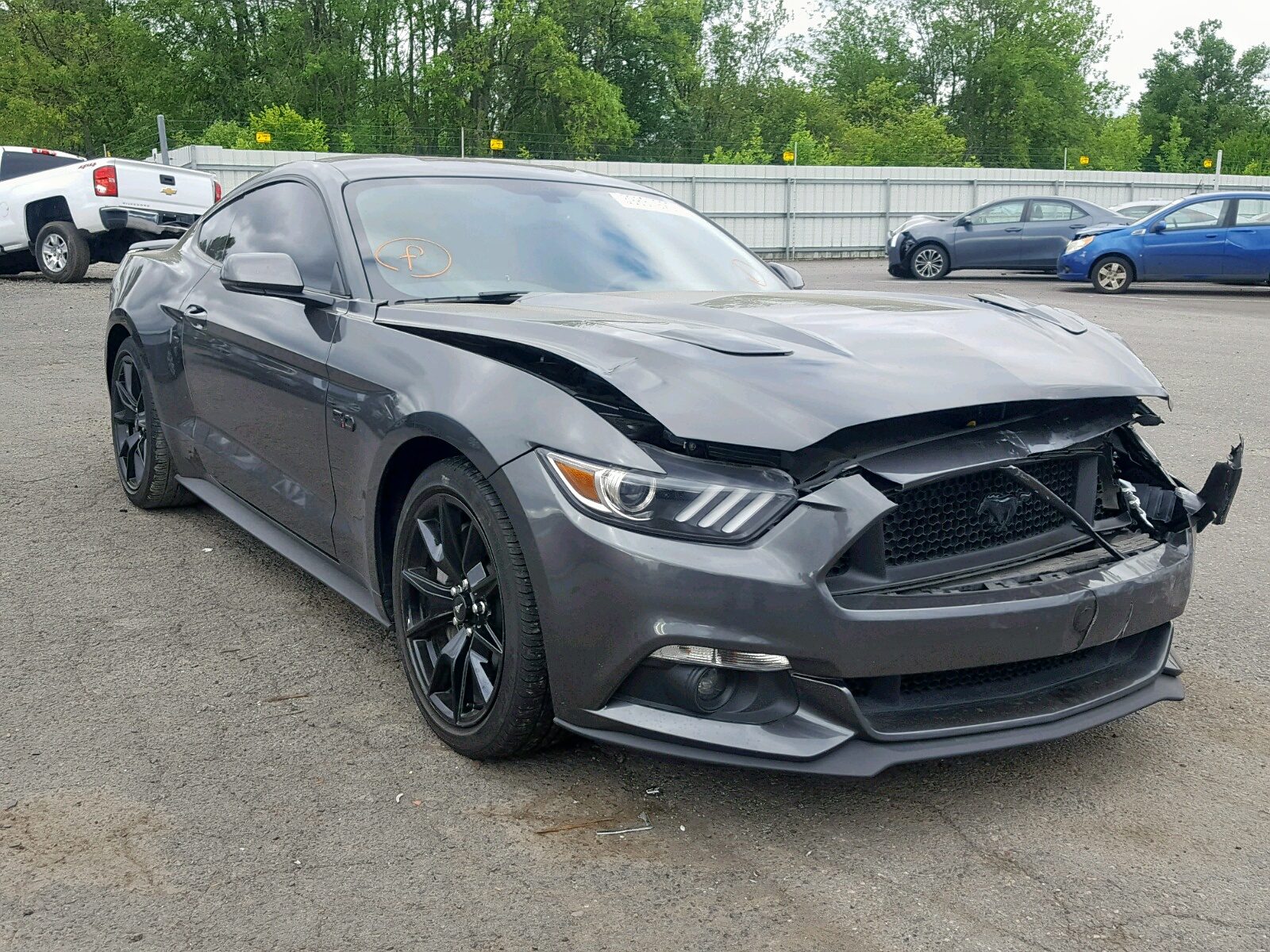 2017 ford mustang gt 5 0l 8 in or portland north