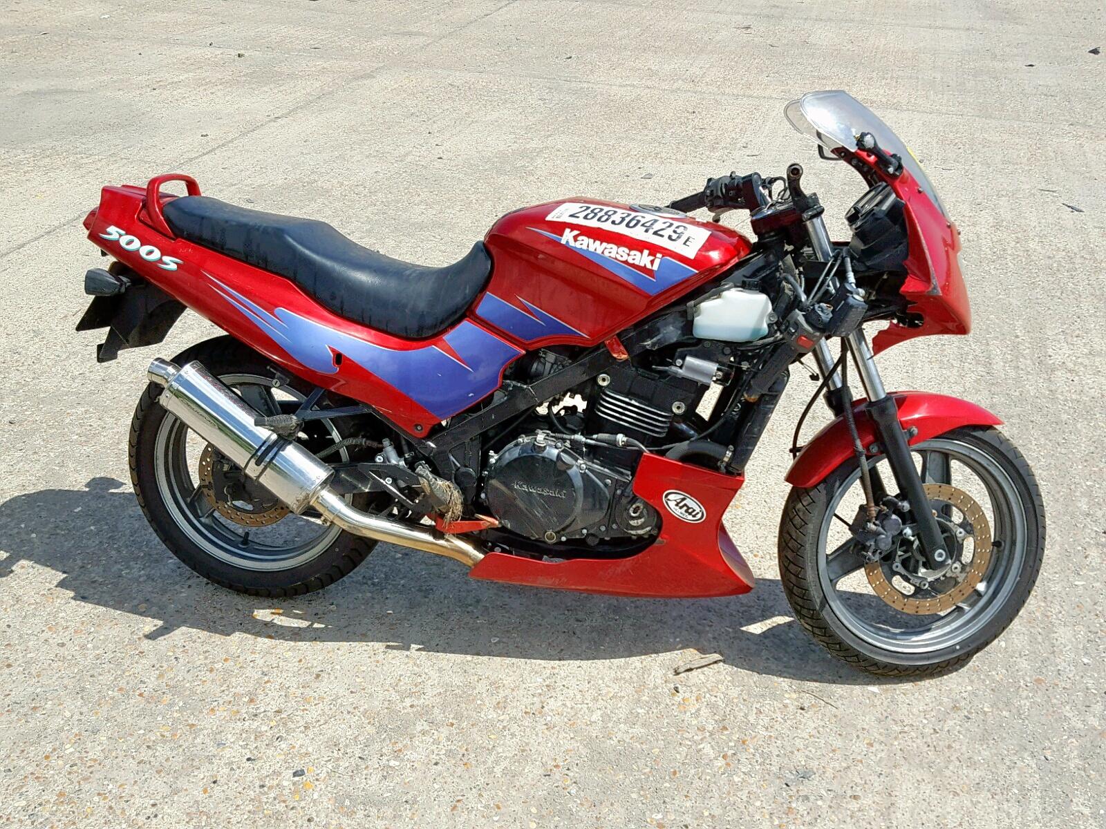 1995 Kawasaki GPZ500
