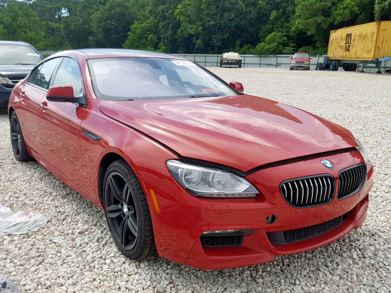 BMW 640 XI 2014, WBA6B8C54ED452721 | Auto Auction Spot