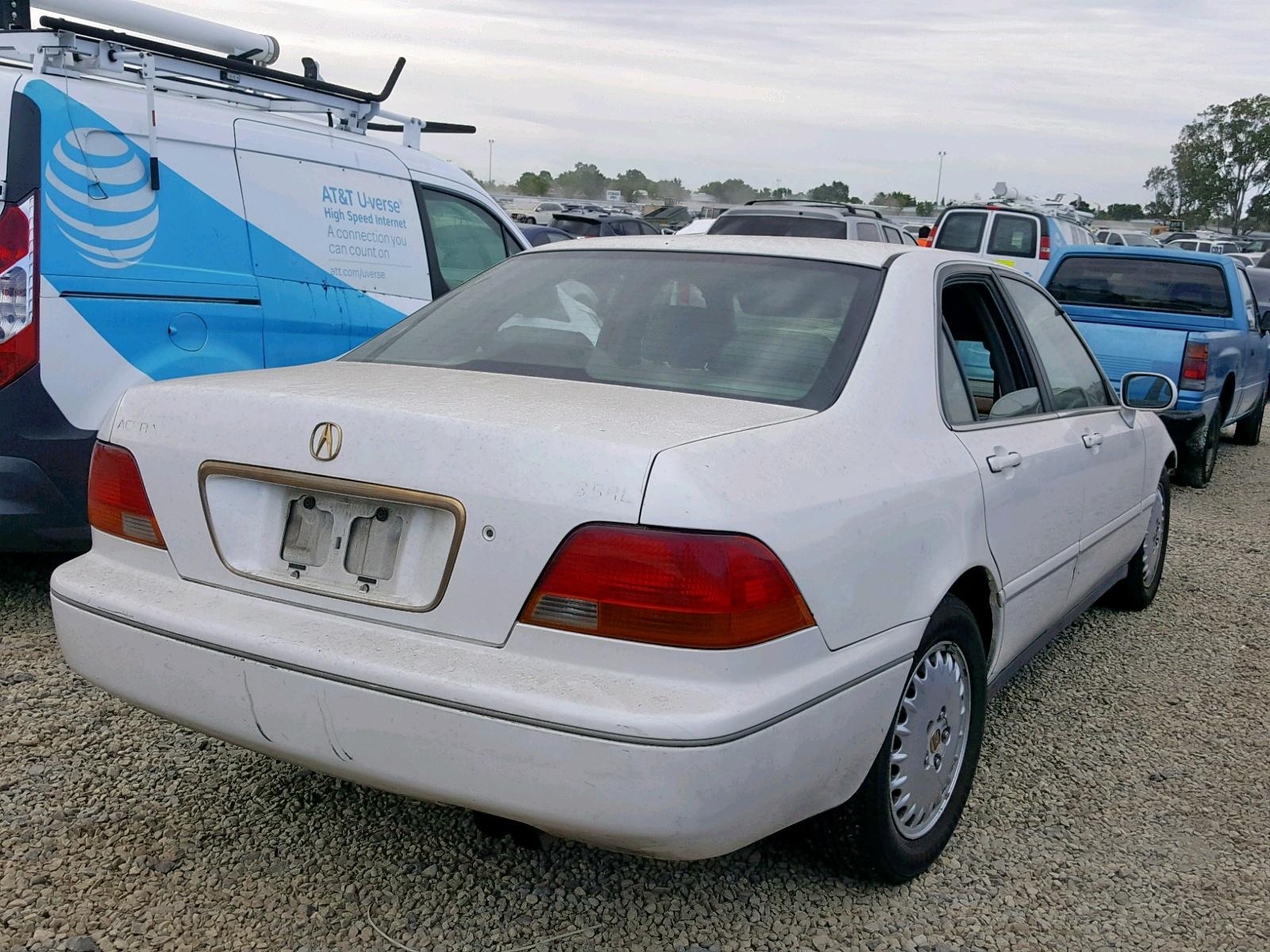 1996 Acura 3 5Rl 3 5L 6 in CA - Sacramento