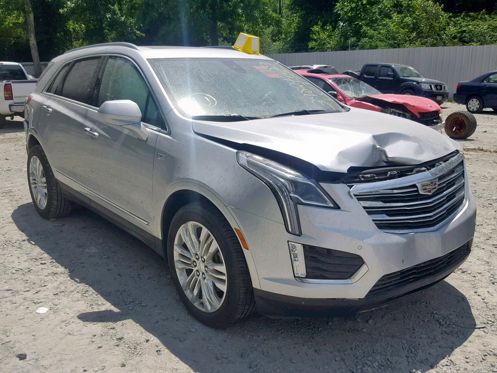 2017 Cadillac Xt5 Premiu 3.6L 6 in NC - Raleigh ...