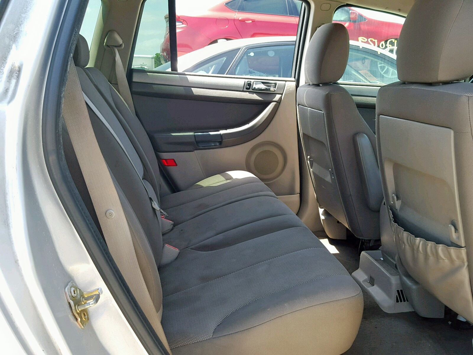2006 Chrysler Pacifica 3 5L 6 in FL - Tampa South (2A4GM48496R610991
