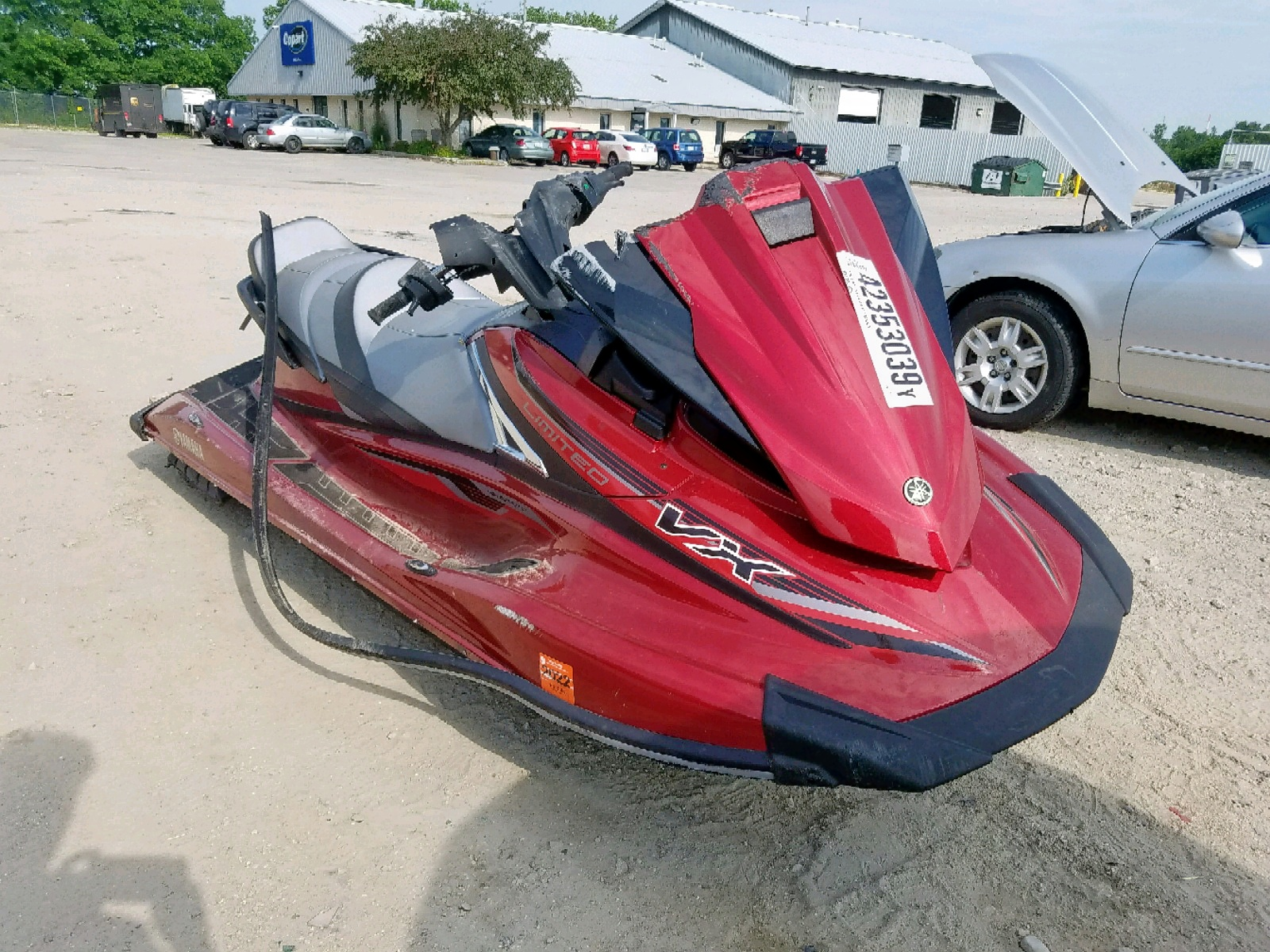click here to view 2019 YAMAHA VX LIMITED at IBIDSAFELY