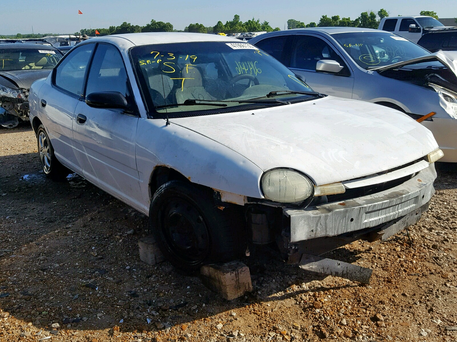 click here to view 1996 PLYMOUTH NEON at IBIDSAFELY