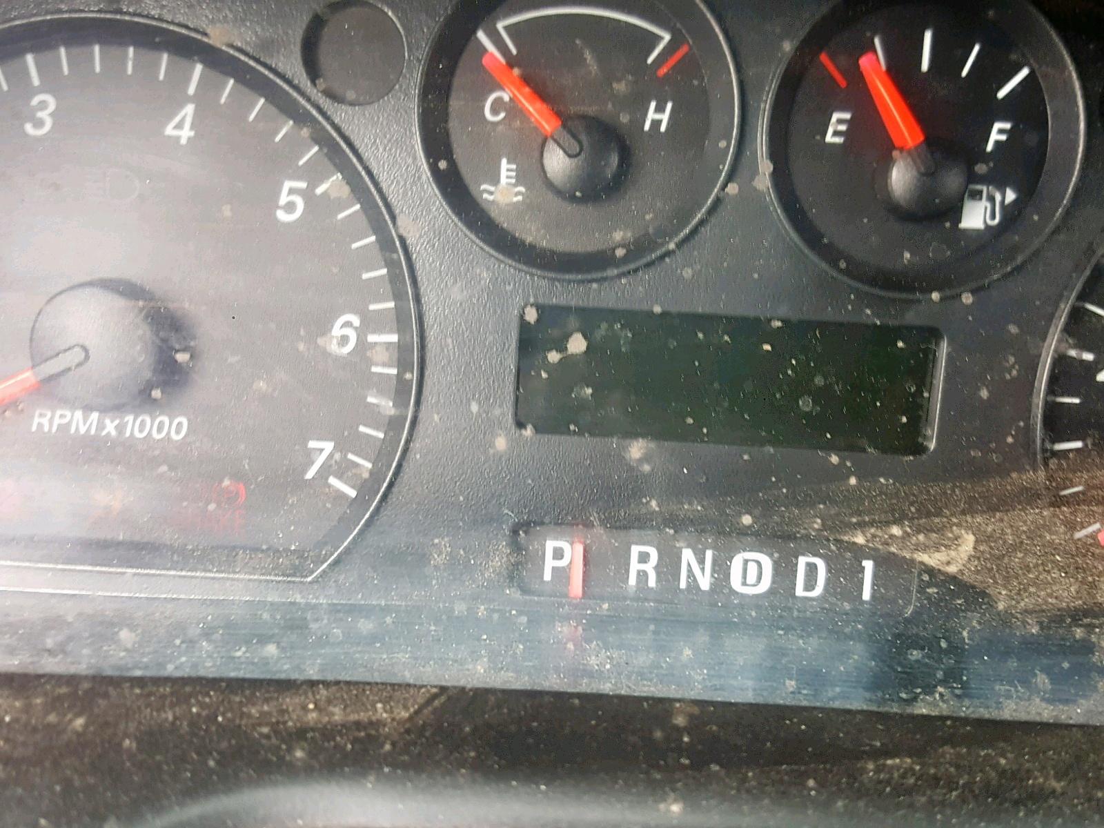1FAFP53U06A132220 - 2006 Ford Taurus Se 3.0L front view