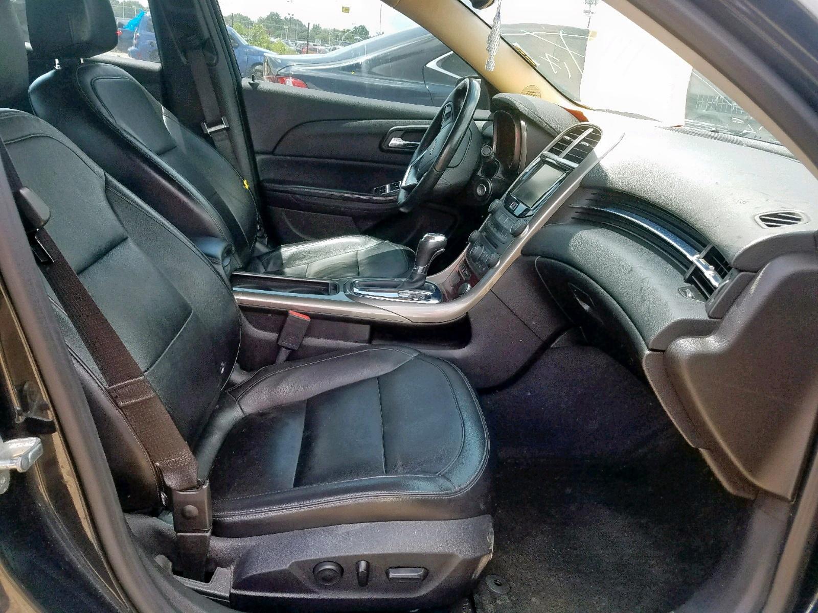 2013 Chevrolet Malibu Ltz 2.5L close up View