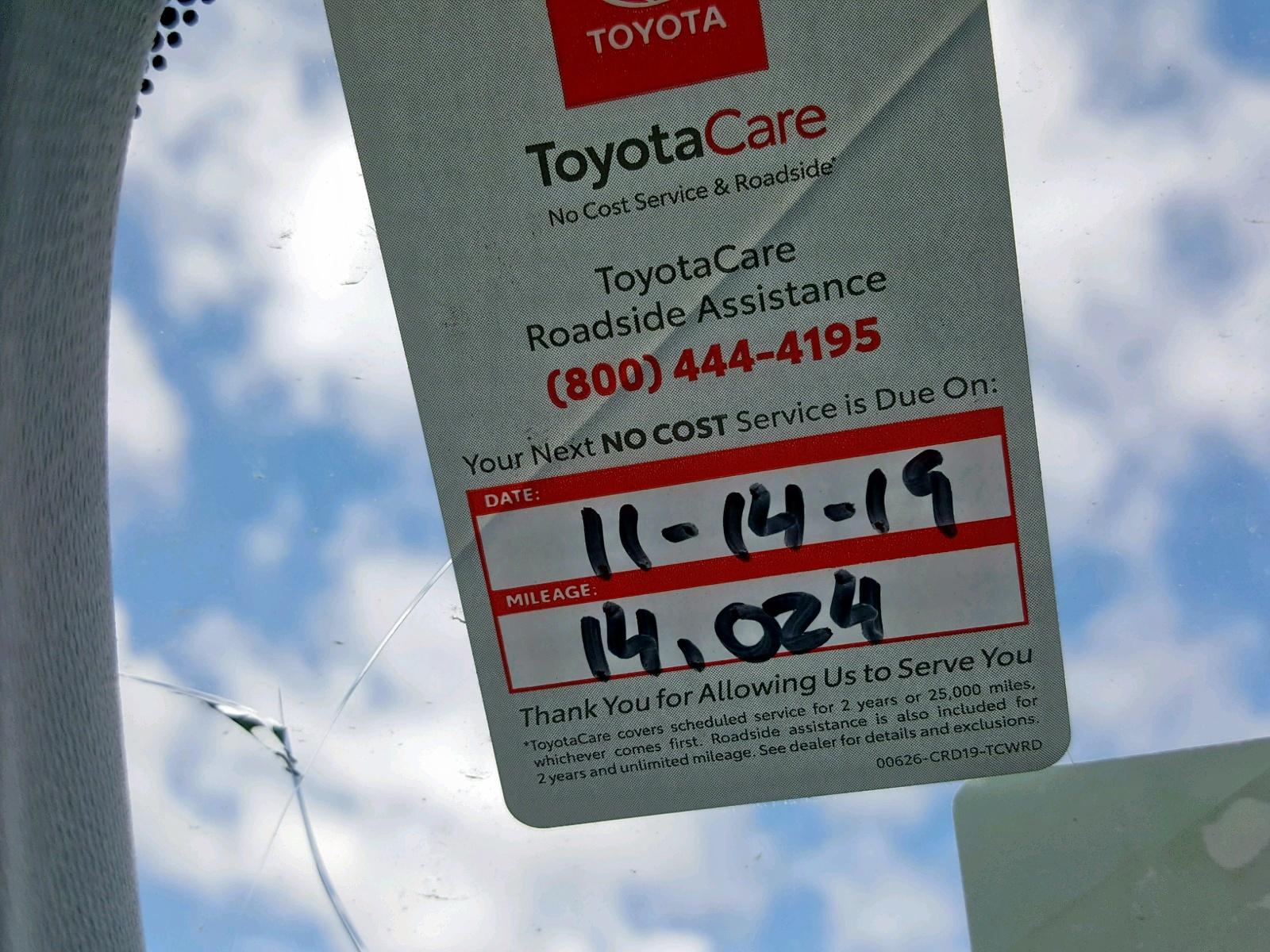 Toyotacare Roadside Assistance Number >> Toyota Highlander 2018 5tdjzrfh0js807256 Auto Auction Spot