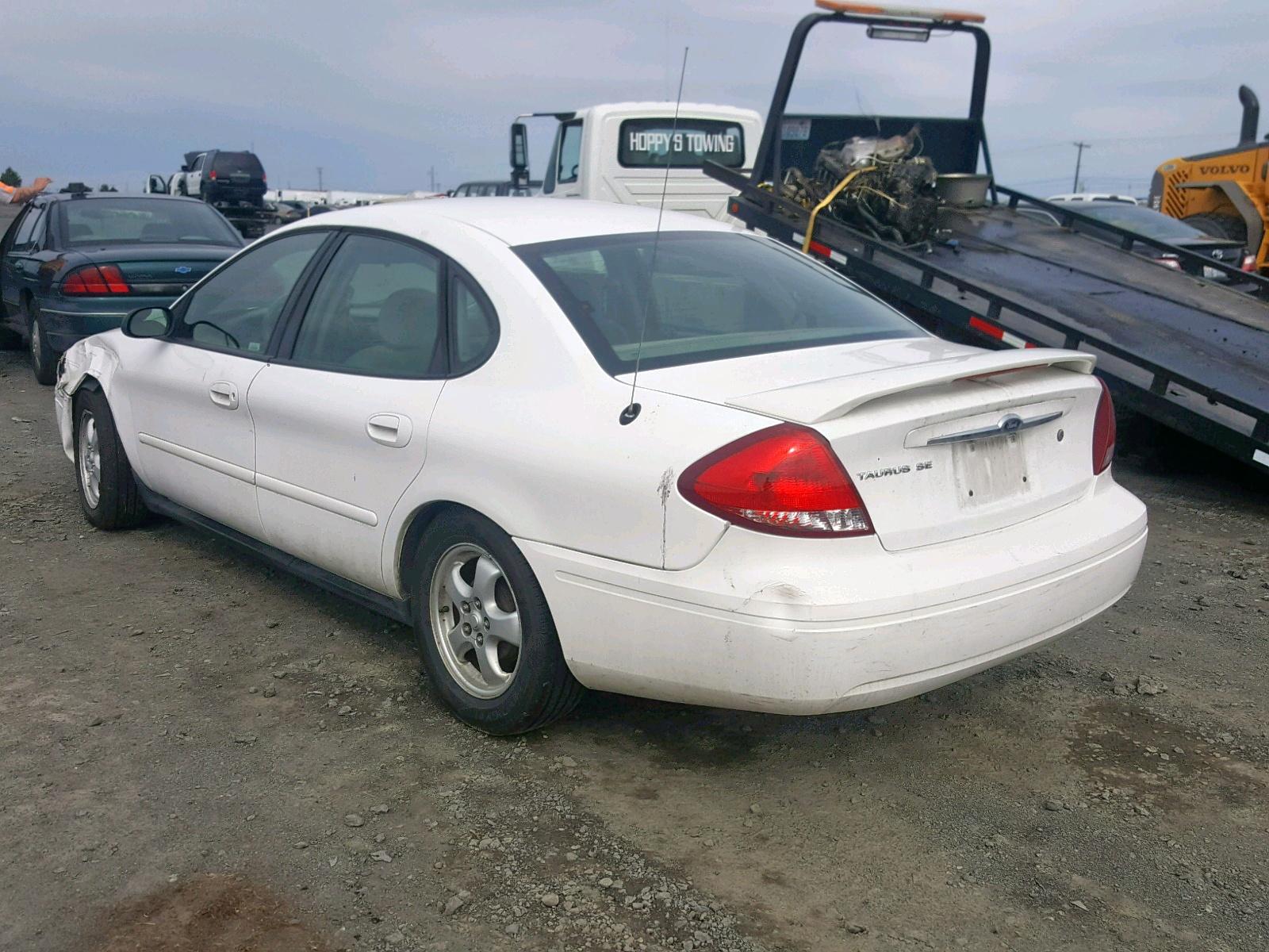 1FAFP53U06A132220 - 2006 Ford Taurus Se 3.0L [Angle] View