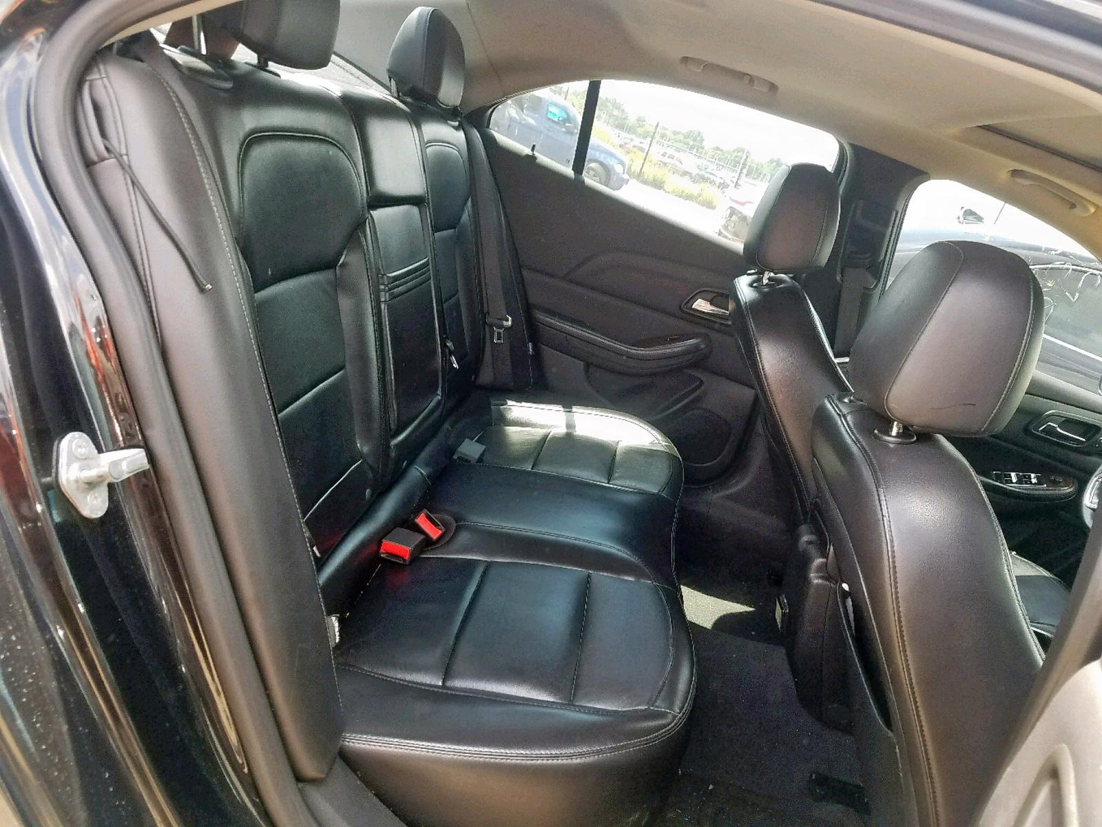 2013 Chevrolet Malibu Ltz 2.5L detail view