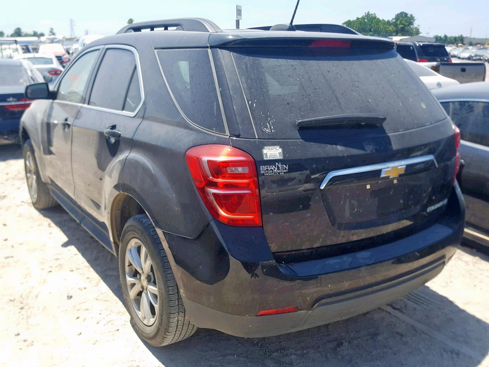 2016 Chevrolet Equinox Lt 2.4L [Angle] View