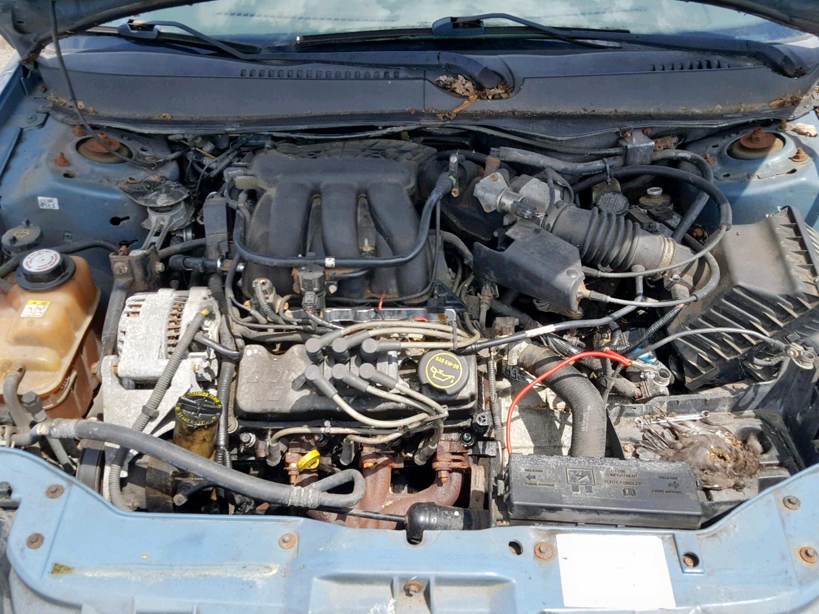 2005 Ford Taurus Engine