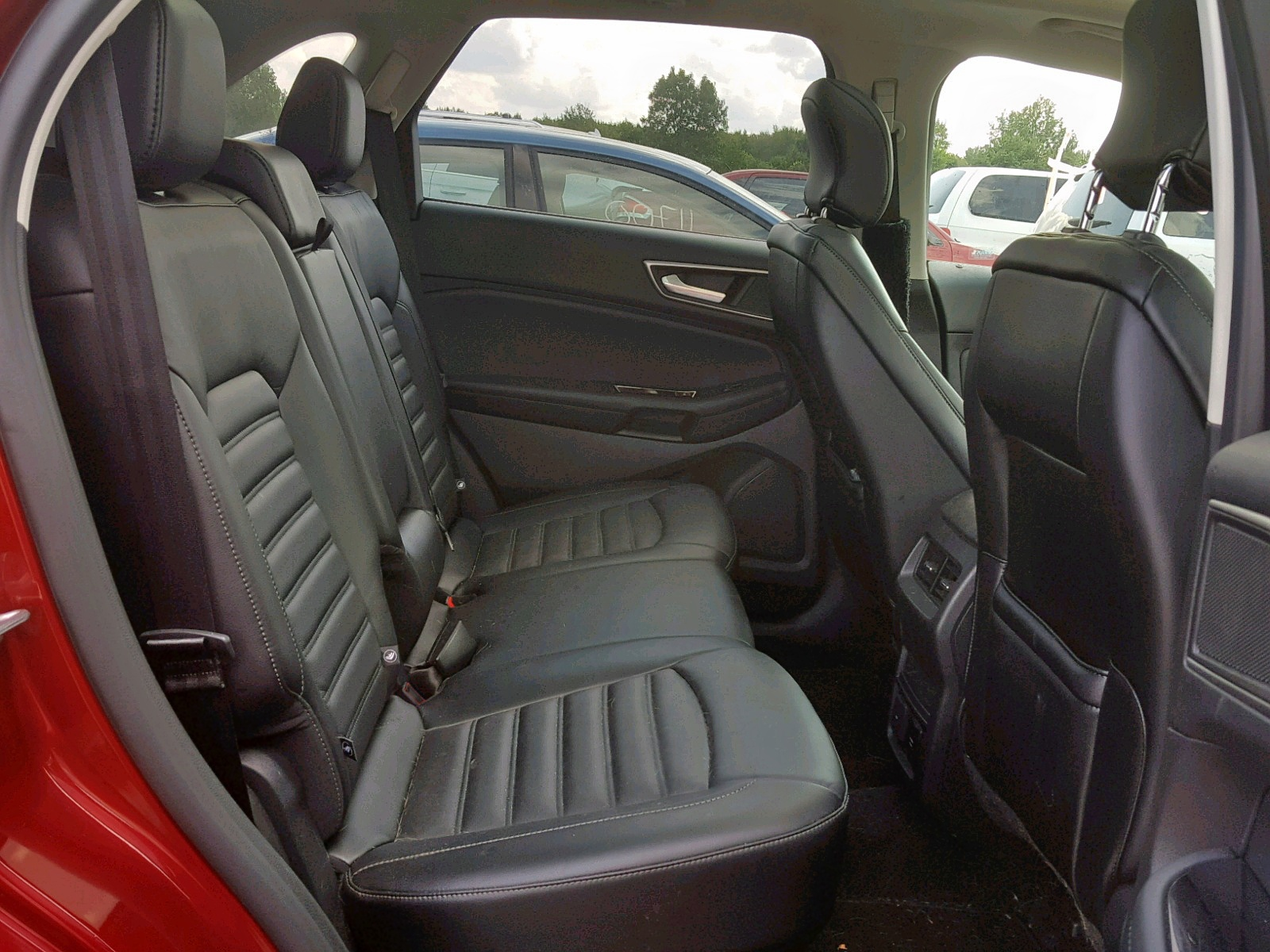 2015 Ford Edge Sel 2 0L 4 in OH - Cleveland West