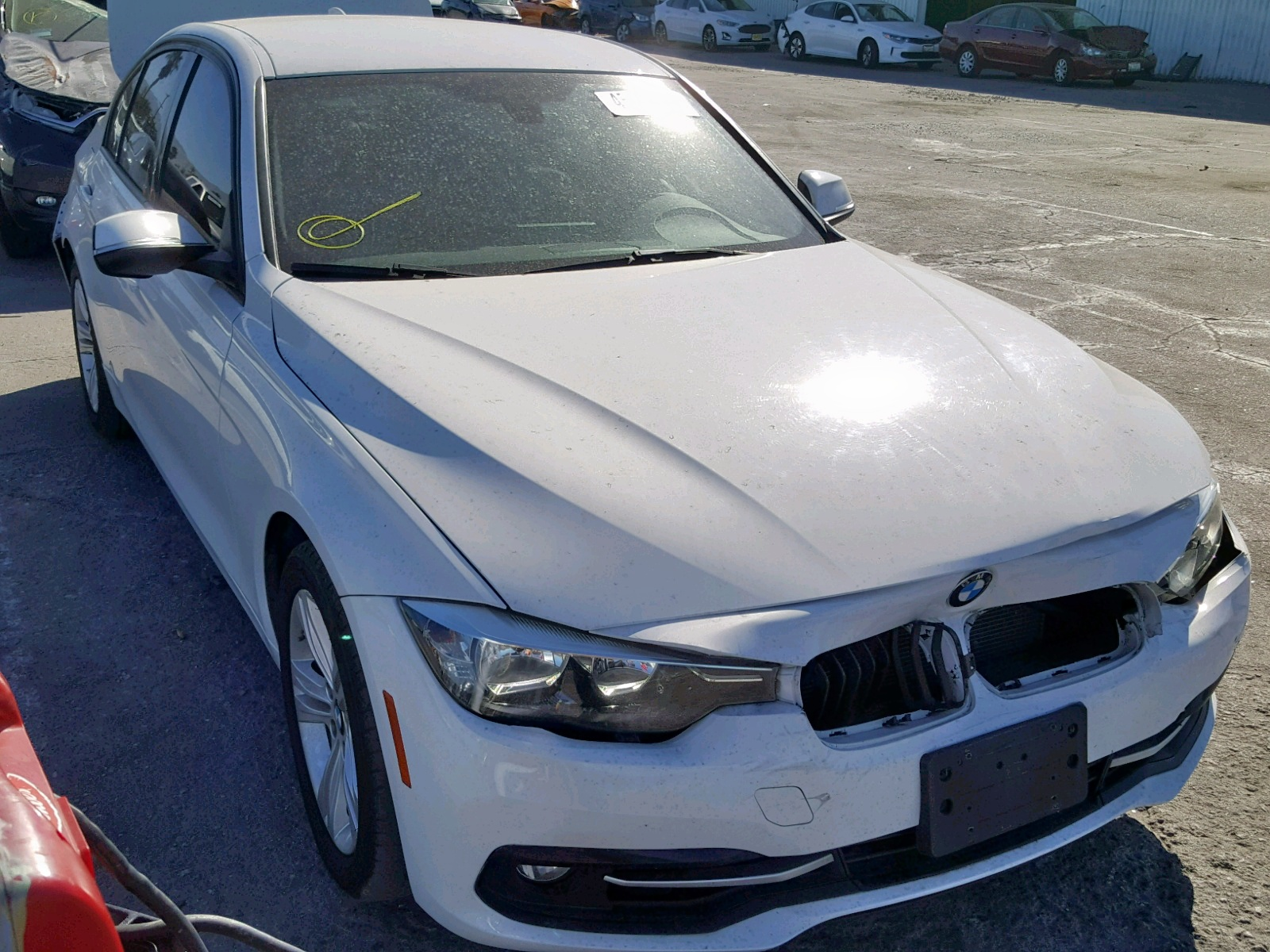BMW Hood Emblem 525 528 530 533 535 540 545 550 M5