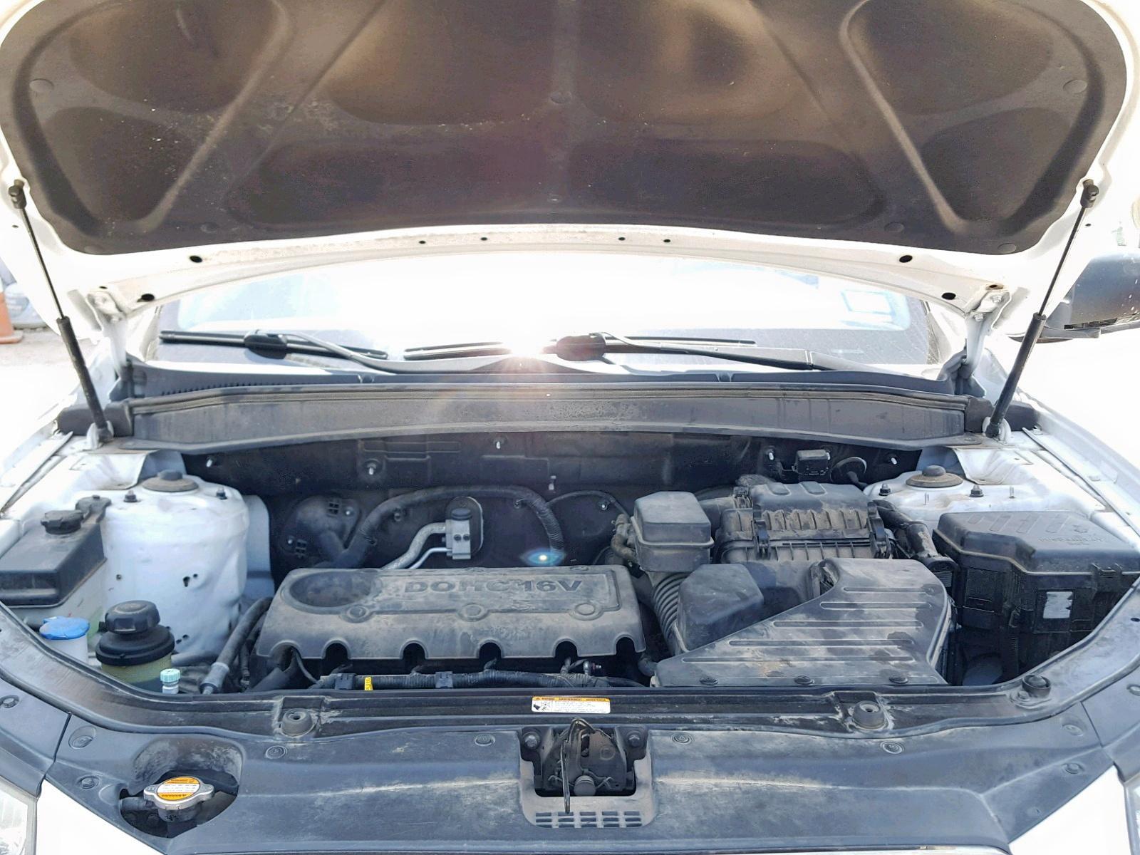 2012 Hyundai Santa Fe G 2 4L 4 in TX - Abilene