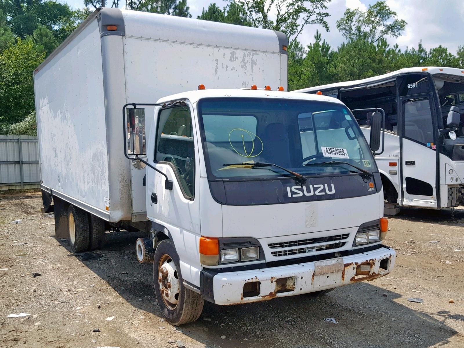 2000 Isuzu Npr 5 7L 8 in VA - Richmond
