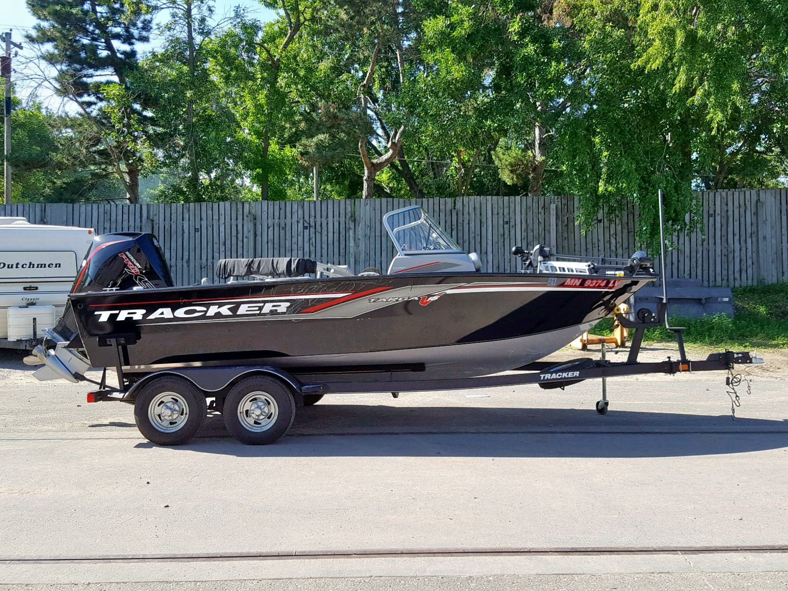 2019 Tracker Marine Trailer