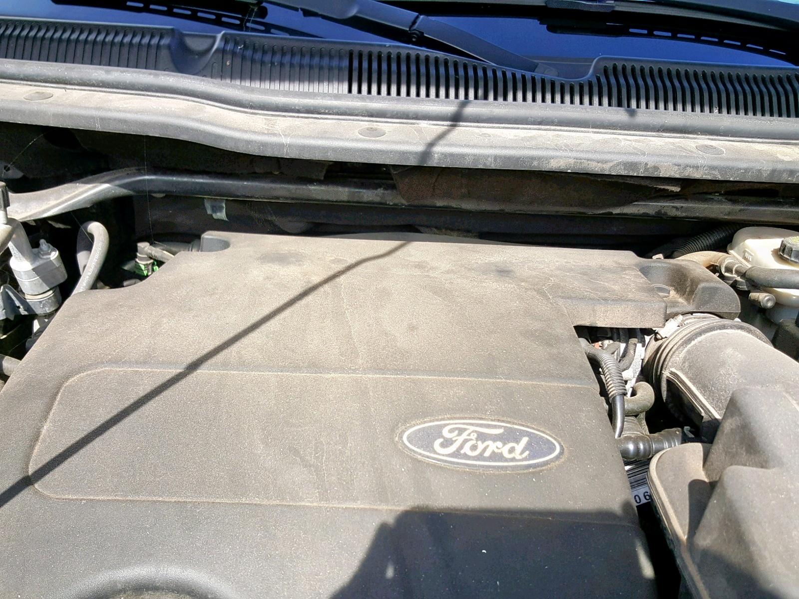 1FMHK7D85CGA54259 - 2012 Ford Explorer X 3.5L inside view