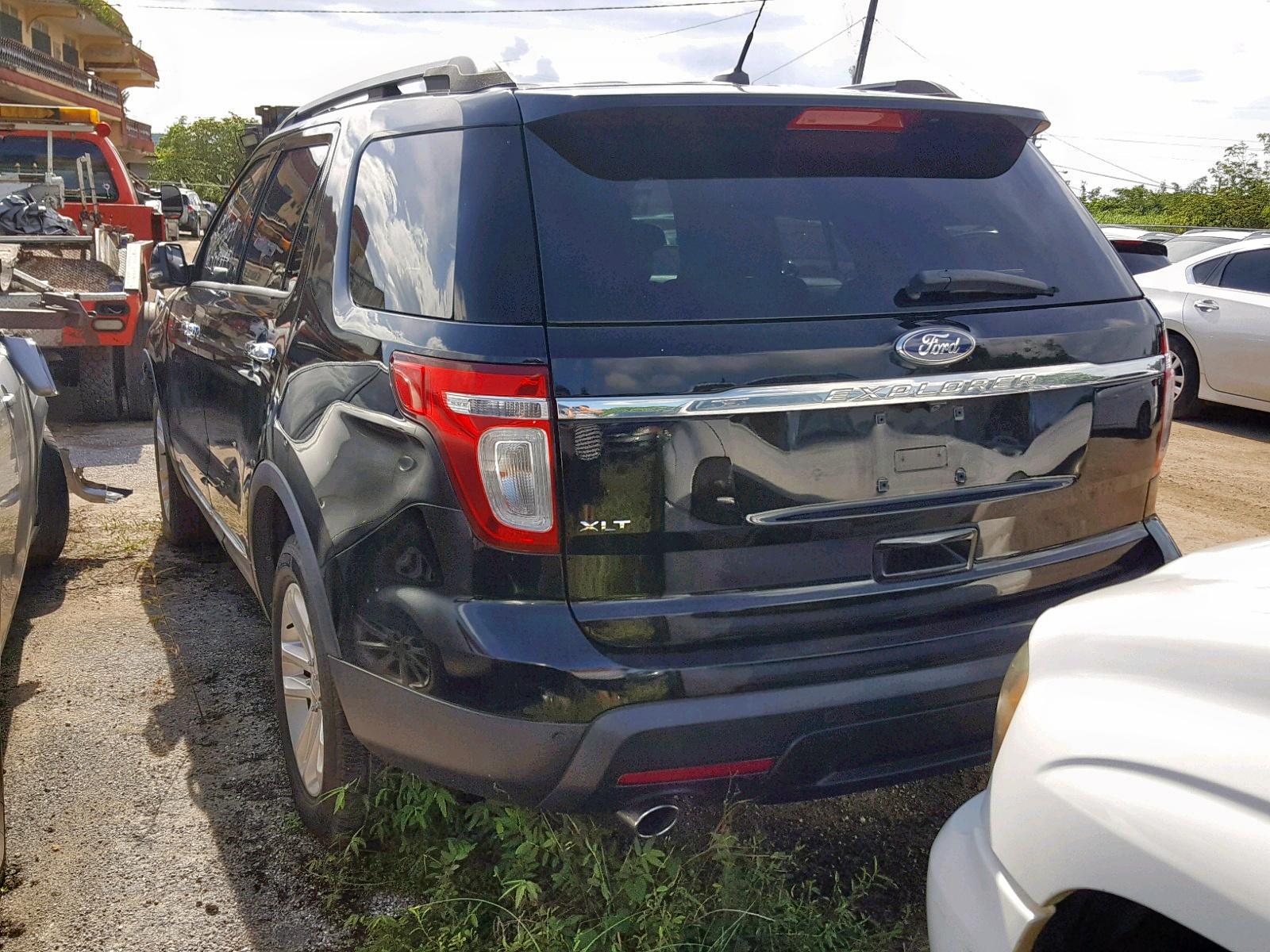 1FMHK7D85CGA54259 - 2012 Ford Explorer X 3.5L [Angle] View