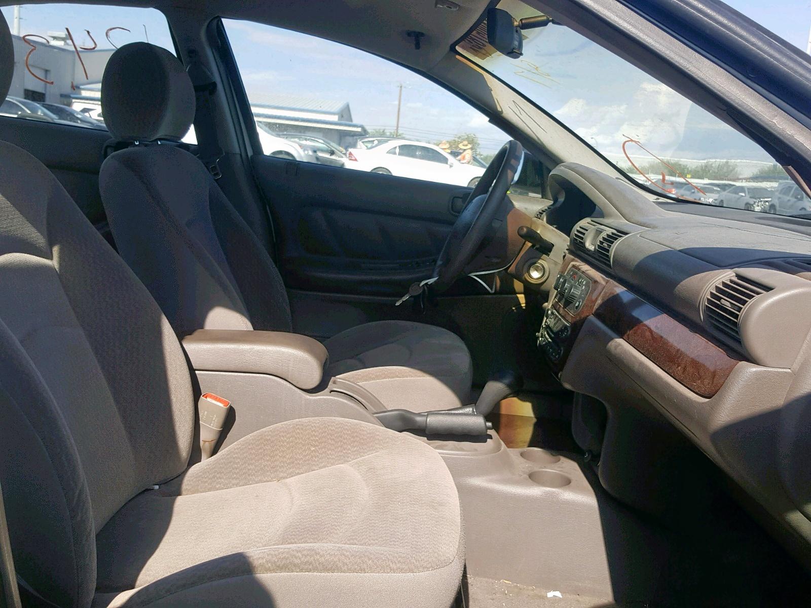2001 Dodge Stratus Se 2 4L 4 in NV - Las Vegas