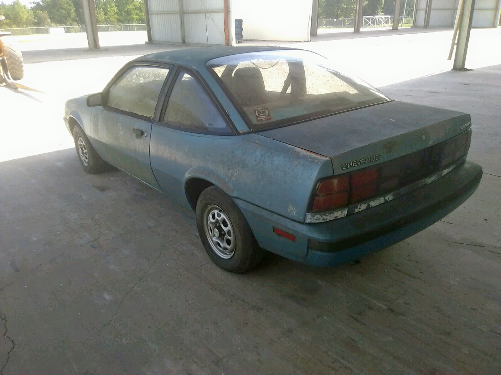 Diamond Toyota Lebanon Pa Car Dealer In Lebanon Manta >> 1989 Chevrolet Cavalier 2 0l 4 In Sc Columbia