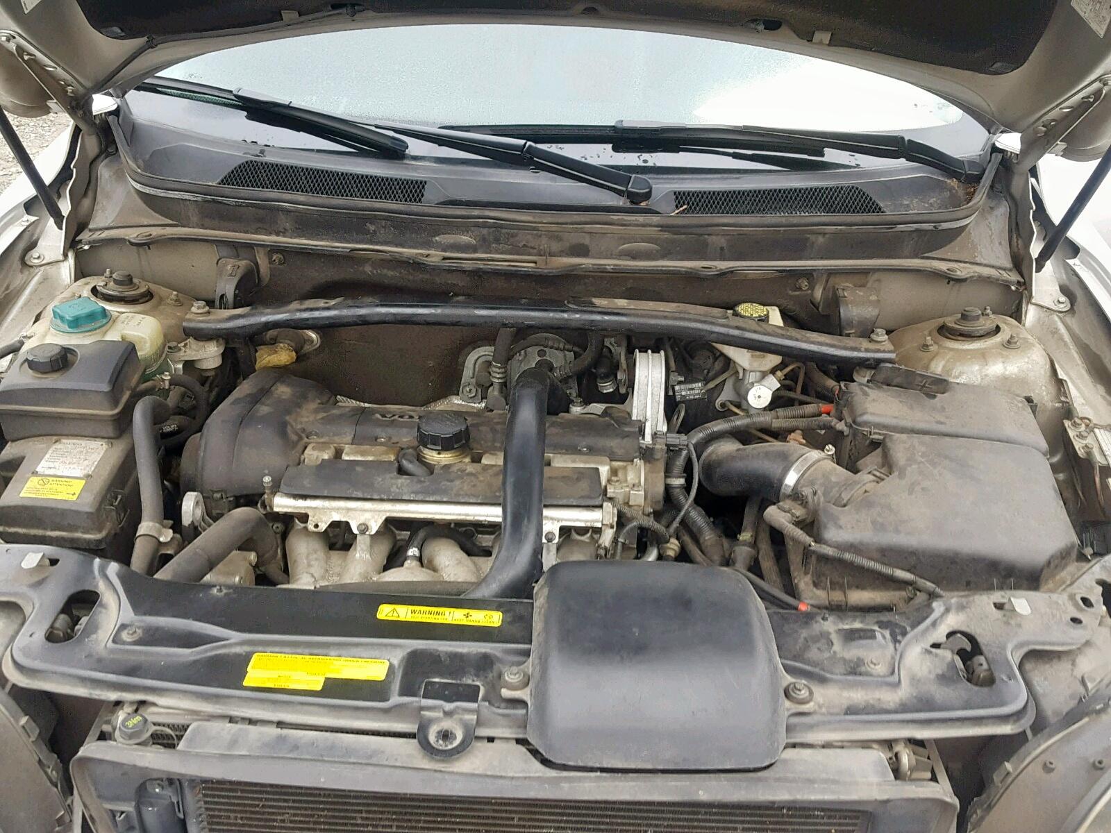 YV4CZ592161256734 - 2006 Volvo Xc90 2.5L inside view