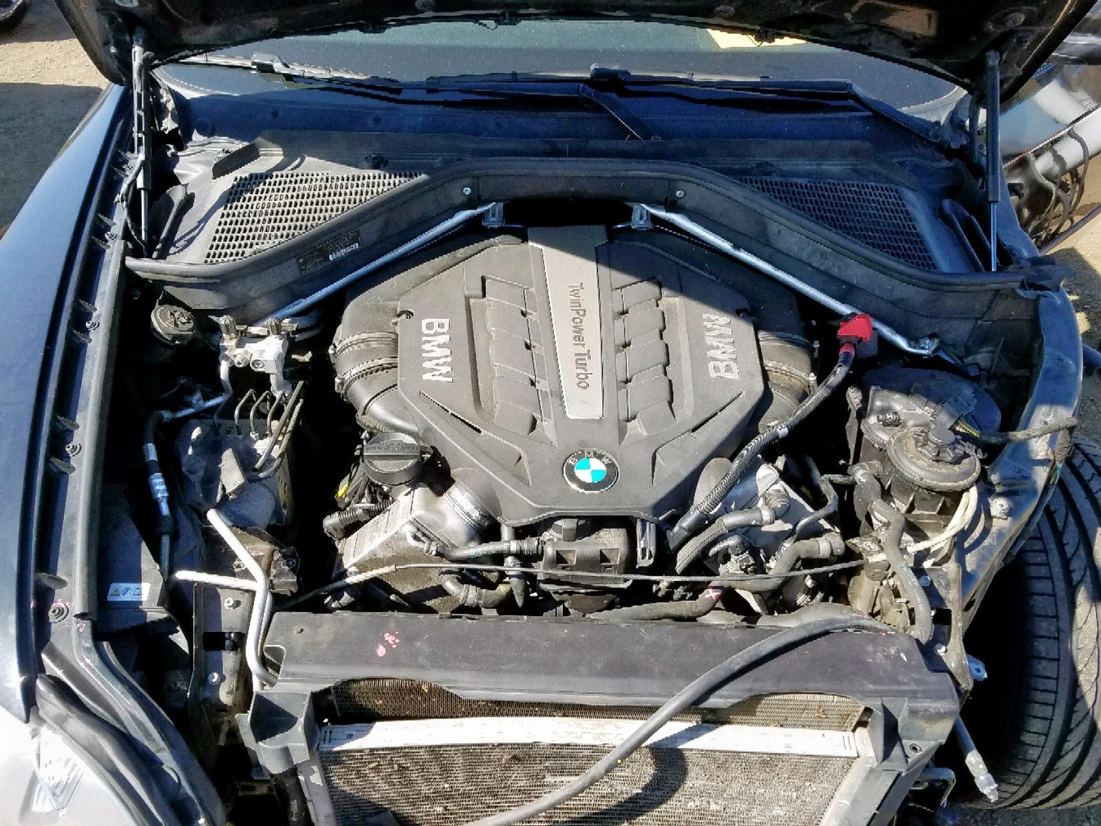 5UXZV8C59D0C17374 - 2013 Bmw X5 Xdrive5 4.4L inside view