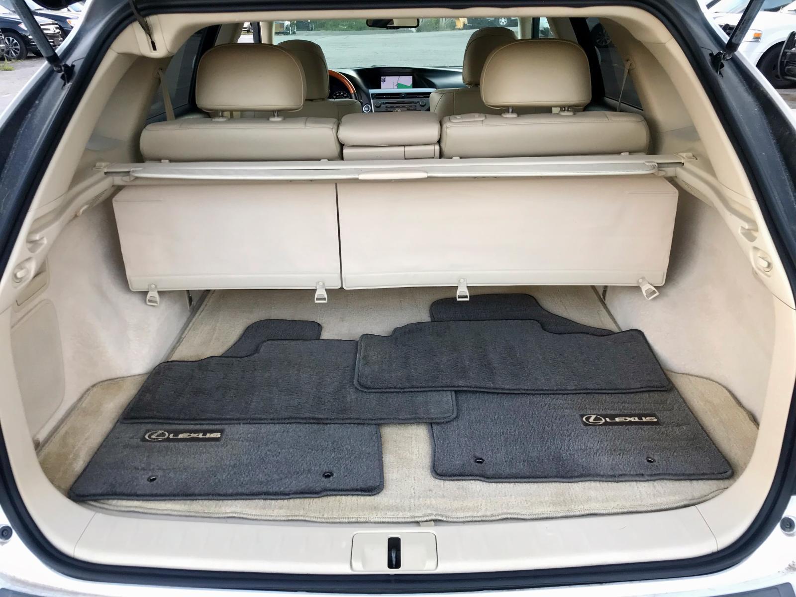 2T2BK1BA3BC118286 - 2011 Lexus Rx 350 3.5L
