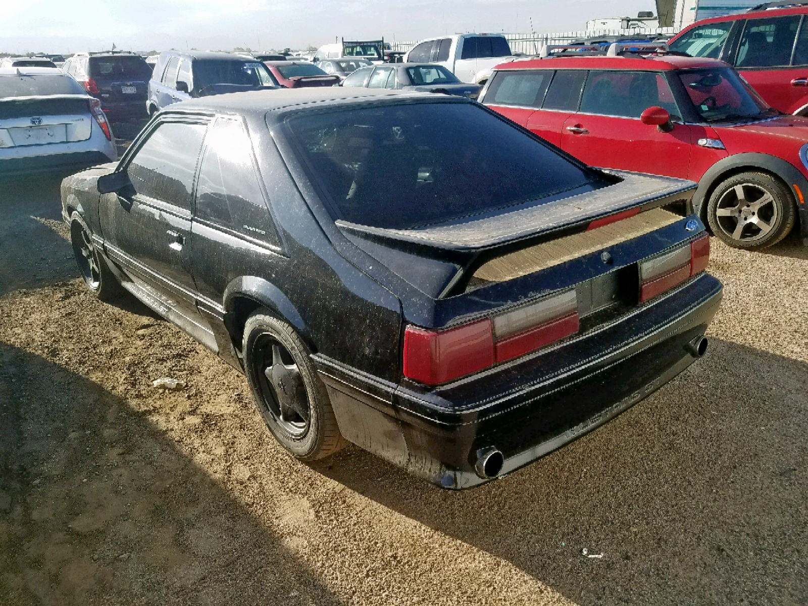 Mustang Gt 1989 For Sale