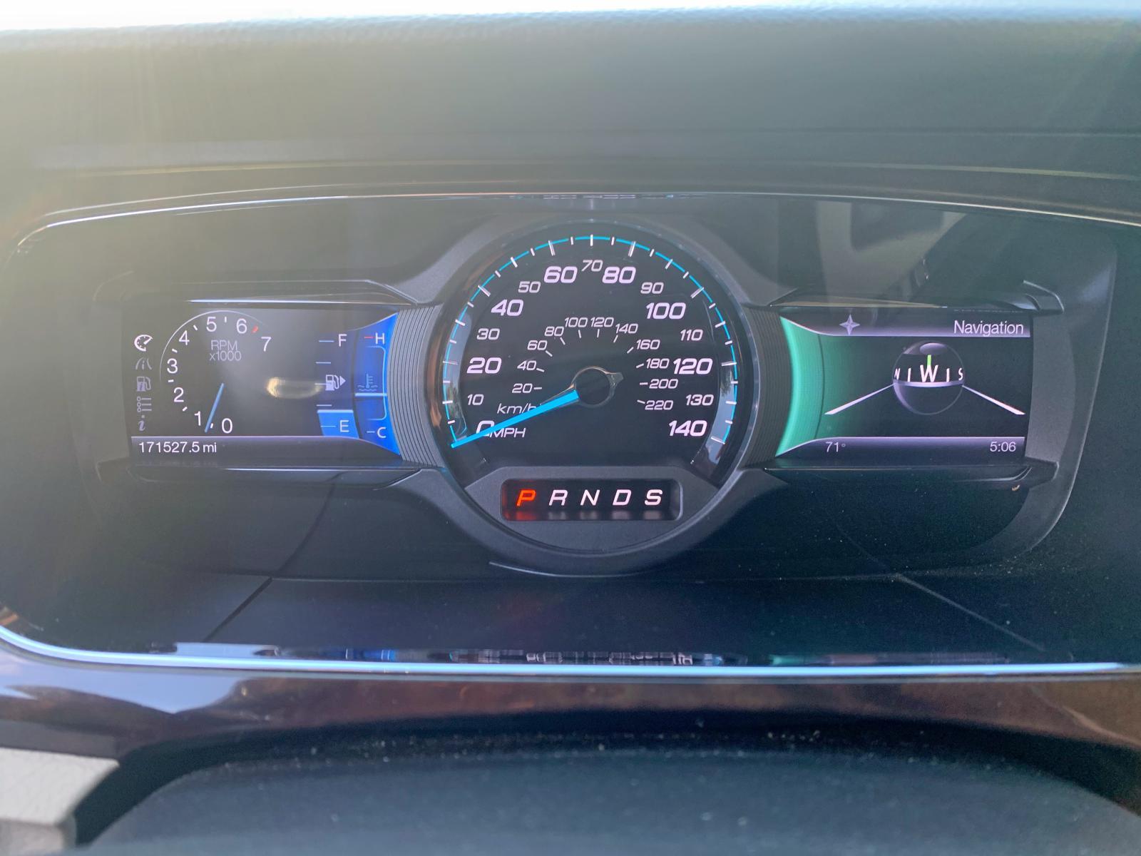 1FAHP2J81DG179537 - 2013 Ford Taurus Lim 3.5L inside view