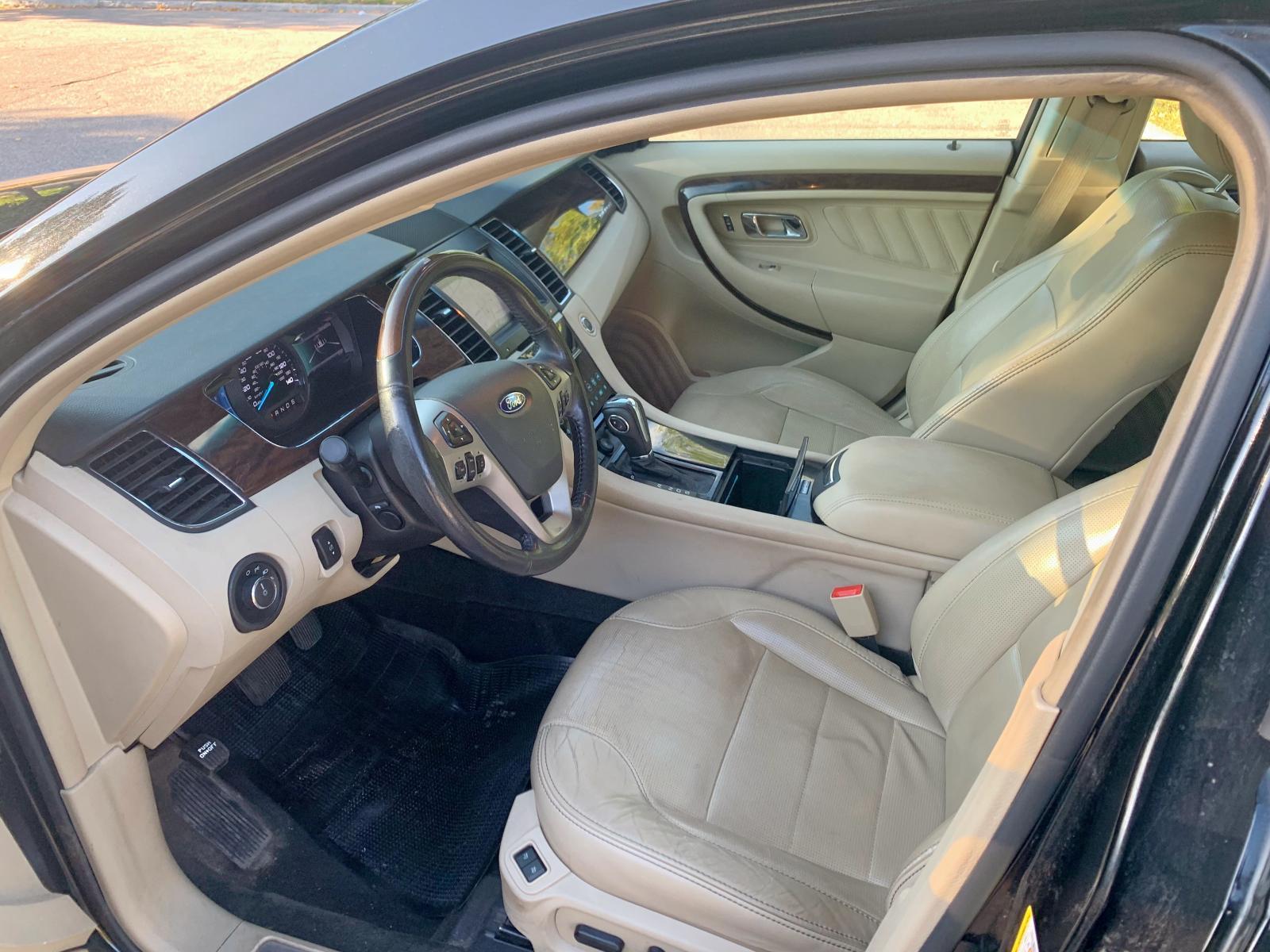 1FAHP2J81DG179537 - 2013 Ford Taurus Lim 3.5L