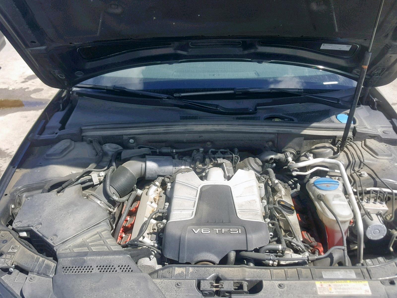 WAUBGAFL2BA031403 - 2011 Audi S4 Premium 3.0L inside view