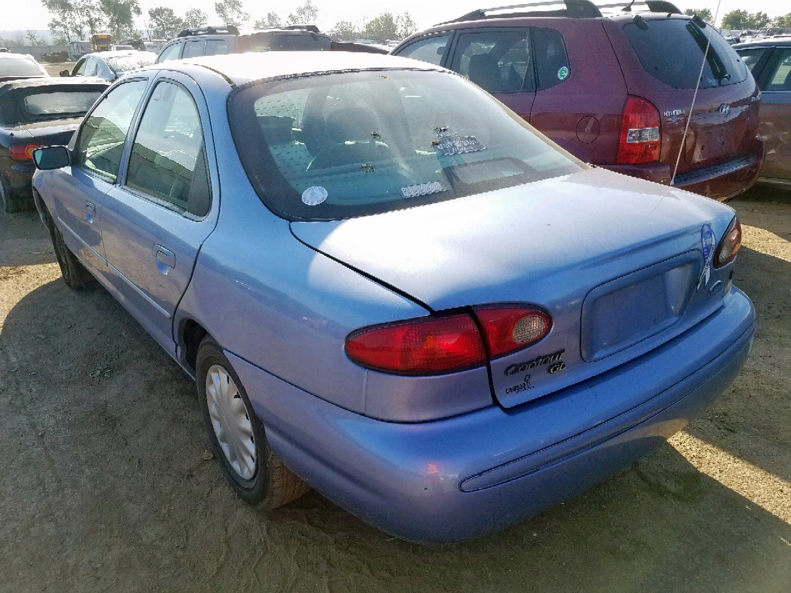 ford contour gl 1996 1falp6539tk187610 auto auction spot auto auction spot