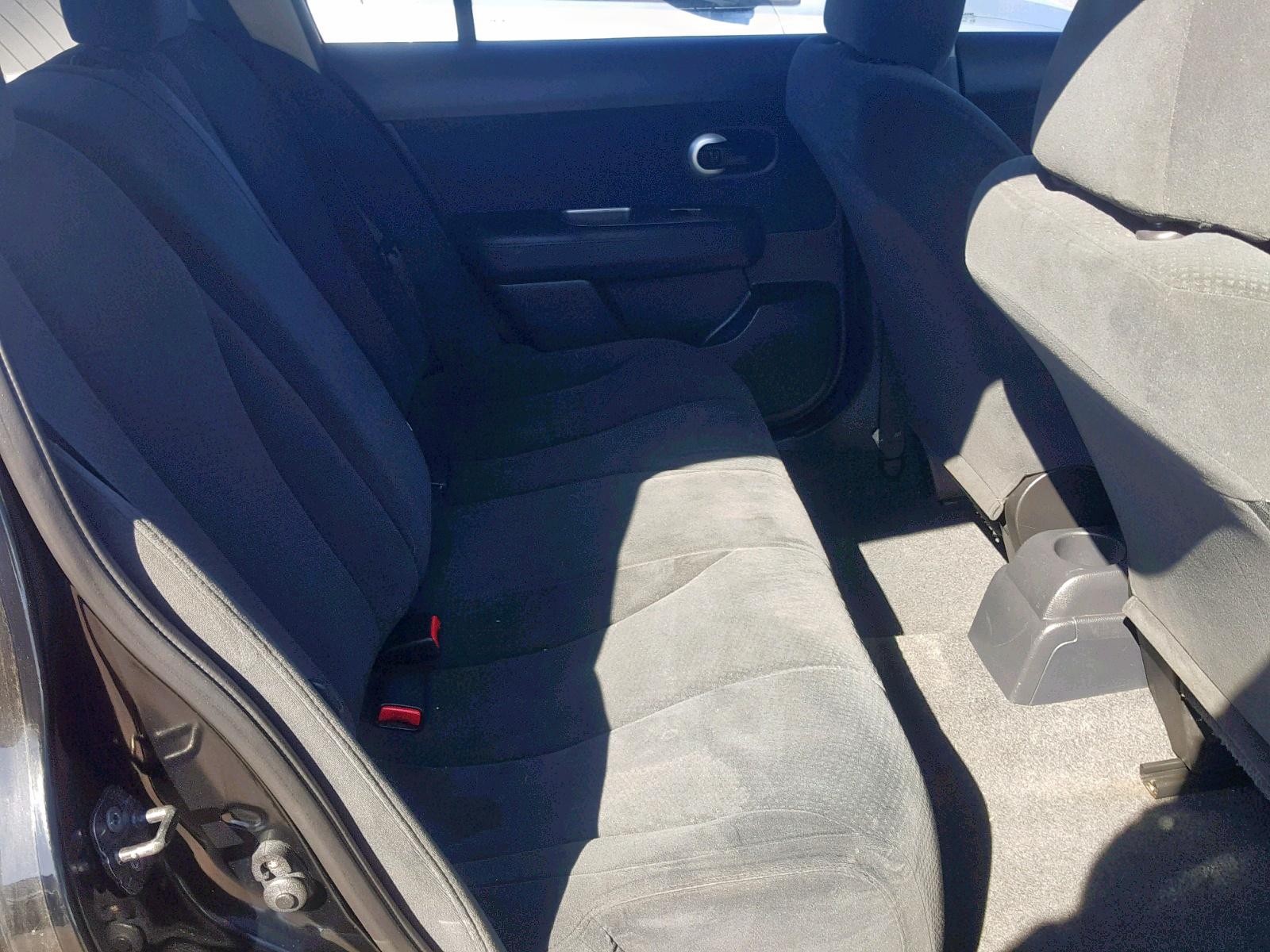 3N1BC1CP5BL493407 - 2011 Nissan Versa S 1.8L detail view