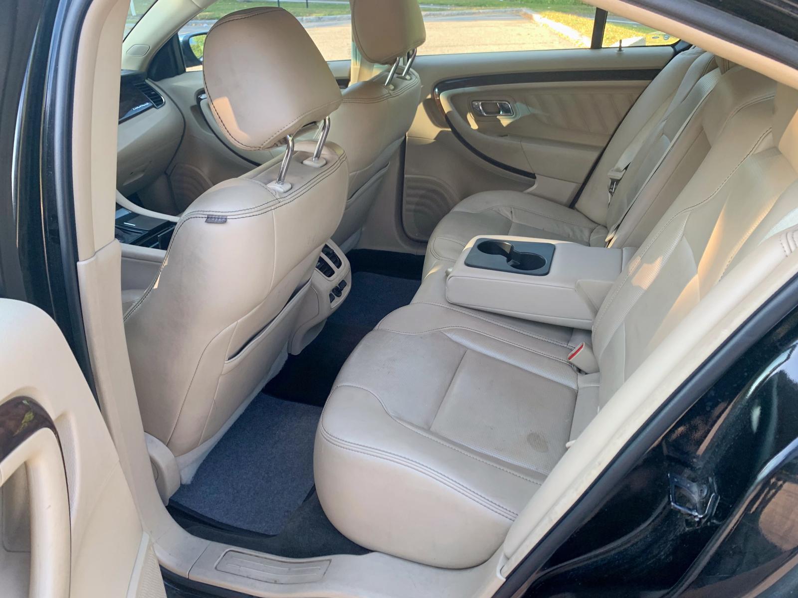 1FAHP2J81DG179537 - 2013 Ford Taurus Lim 3.5L detail view