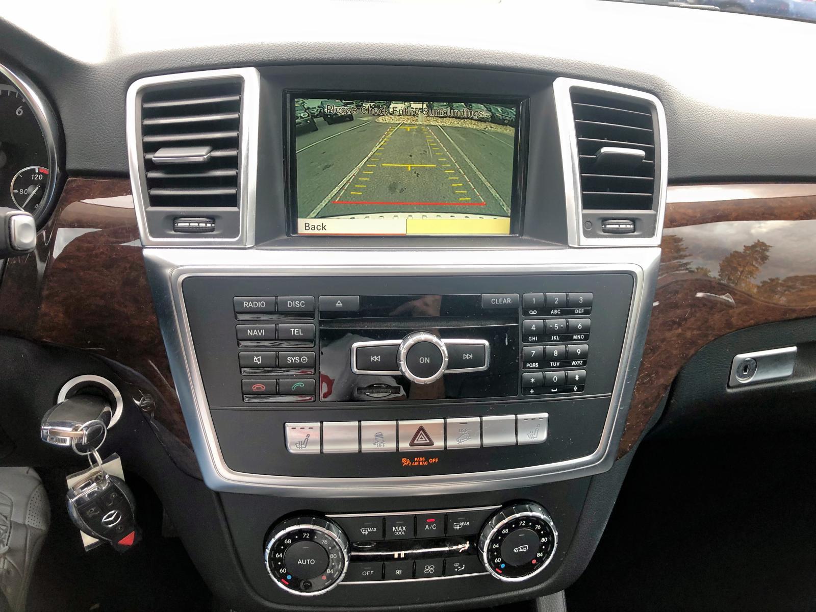 4JGDA5HB3CA031545 - 2012 Mercedes-Benz Ml 350 4Ma 3.5L