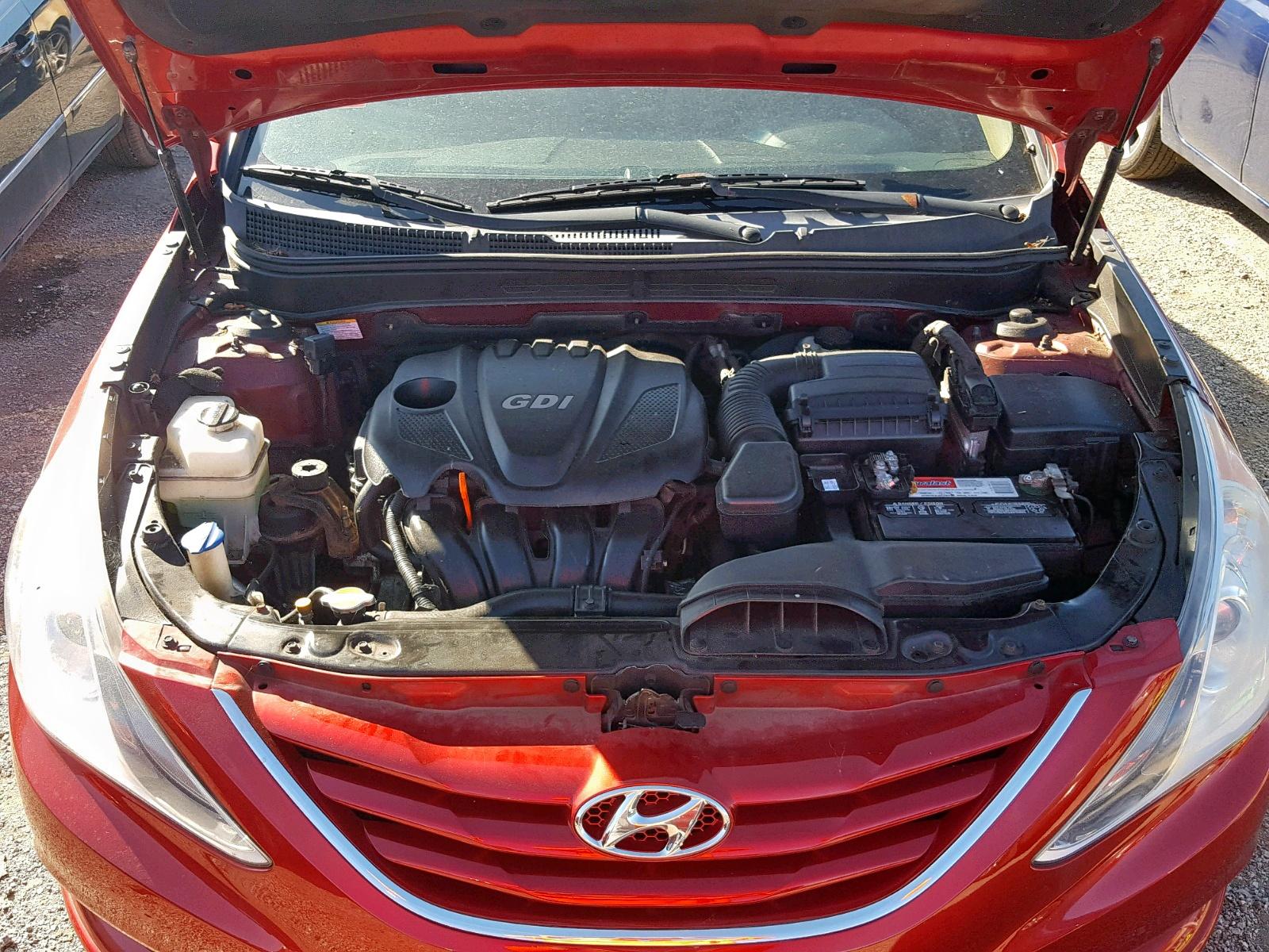 5NPEB4AC3BH042040 - 2011 Hyundai Sonata Gls 2.4L inside view