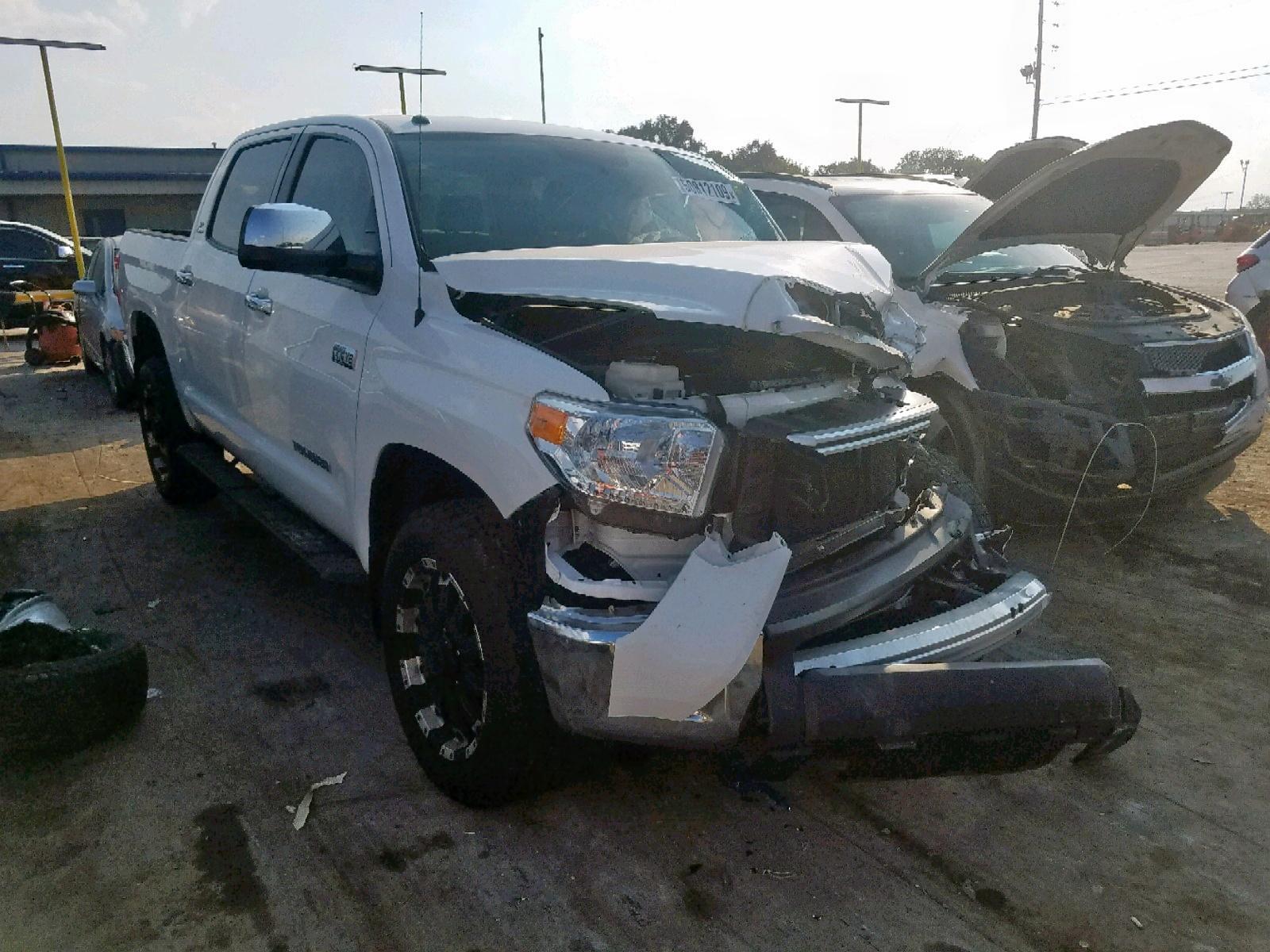 2017 Toyota Tundra CRE
