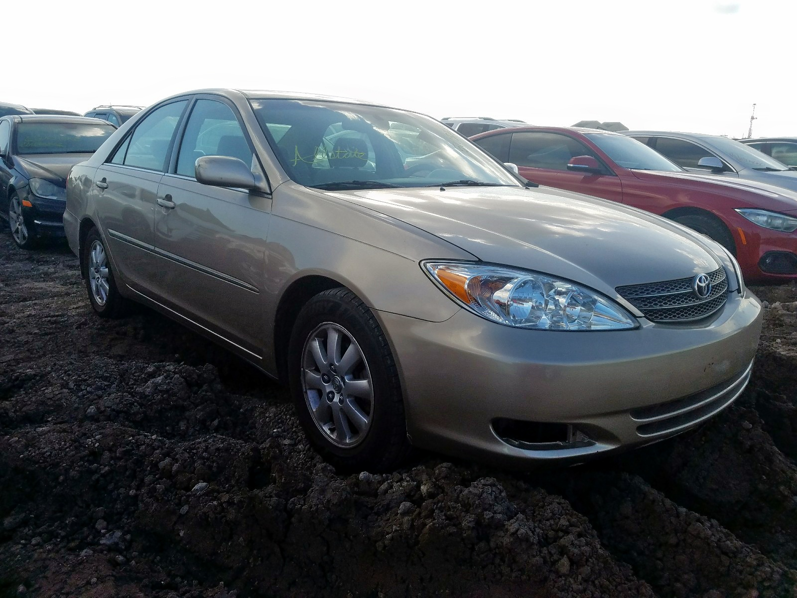 2002 Toyota Camry Le 2.4L Left View