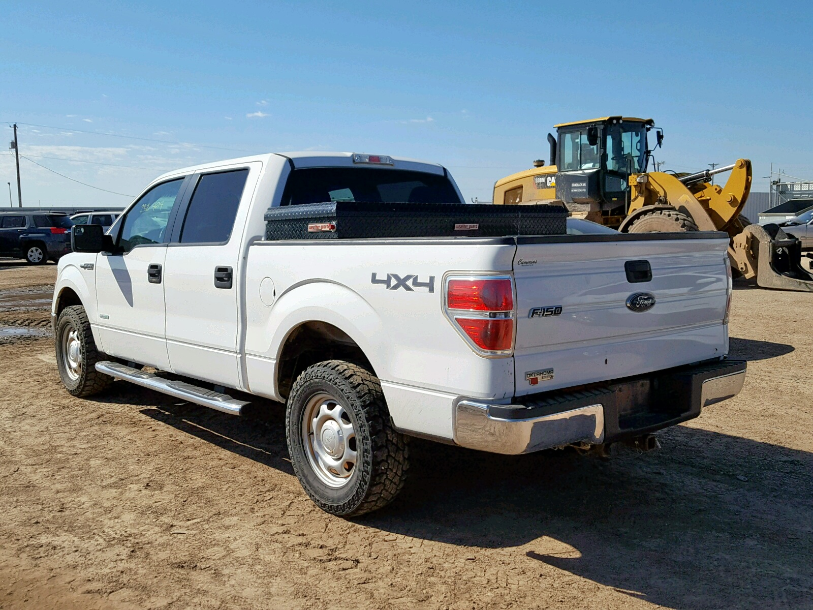 1FTFW1ET8CFC76784 - 2012 Ford F150 Super 3.5L [Angle] View