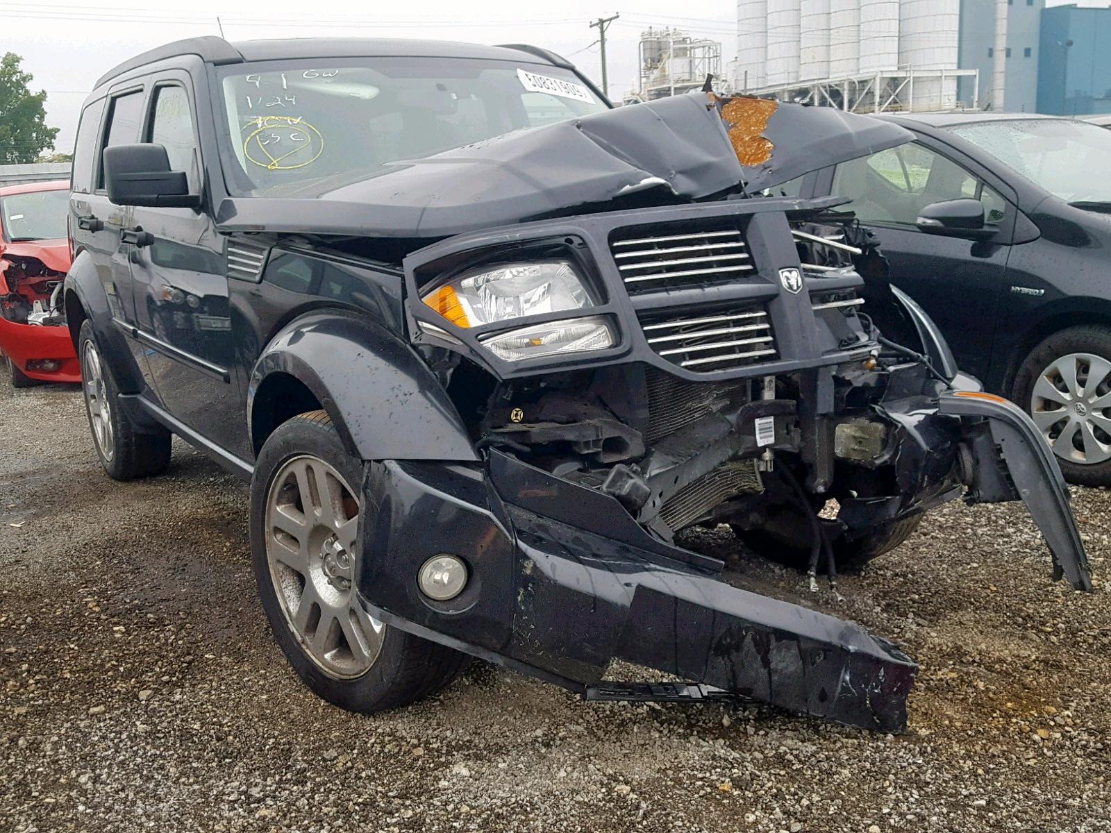 2011 Dodge Nitro Heat >> 2011 Dodge Nitro Heat 4 0l 6 In Il Chicago South
