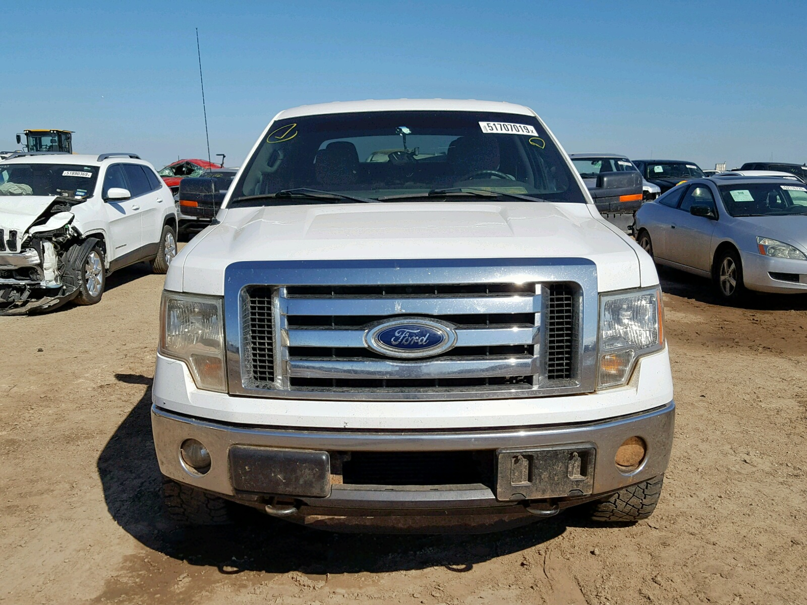 1FTFW1ET8CFC76784 - 2012 Ford F150 Super 3.5L engine view