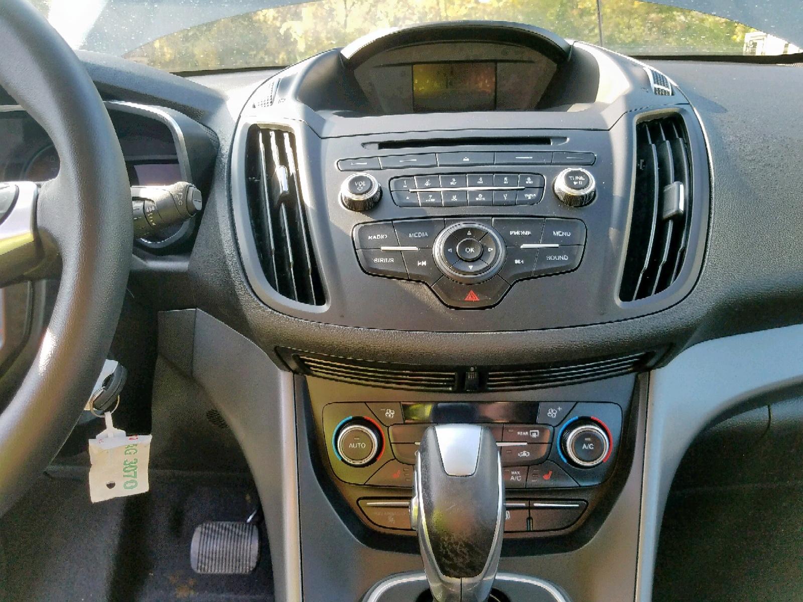 1FADP5AU3JL104855 - 2018 Ford C-Max Se 2.0L engine view