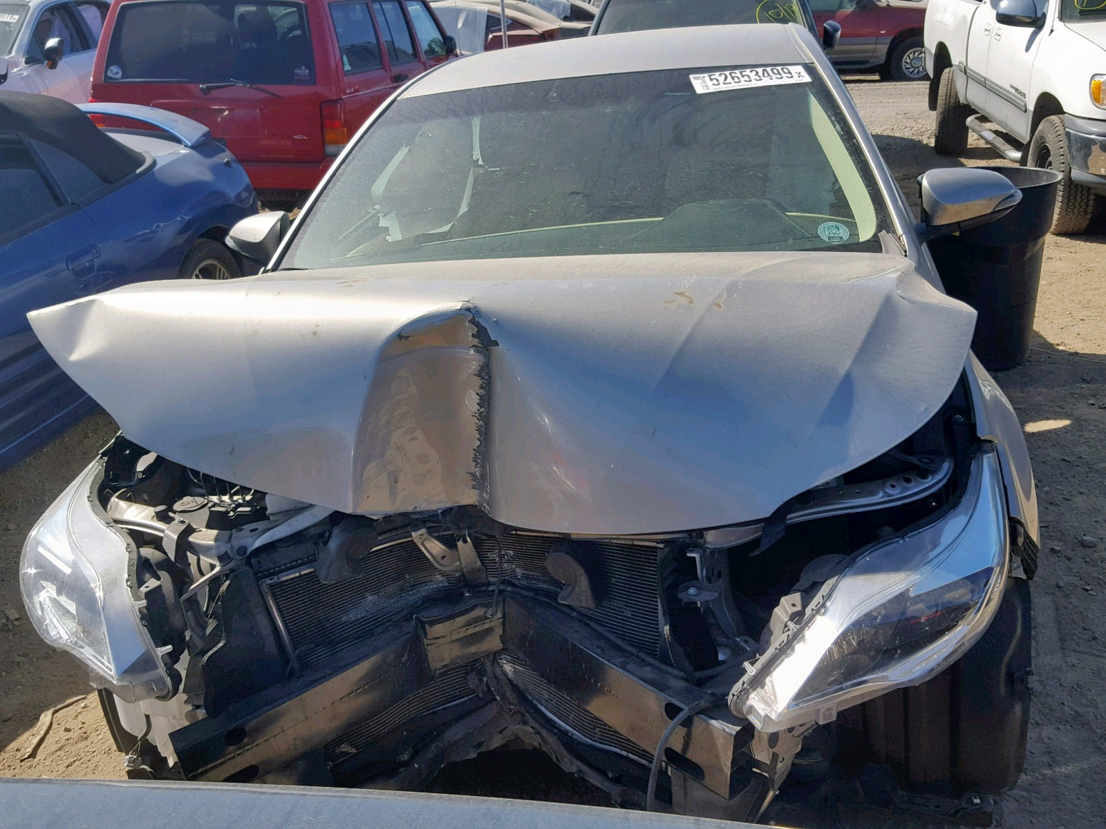 4T1BK1EB0DU021931 - 2013 Toyota Avalon Bas 3.5L inside view