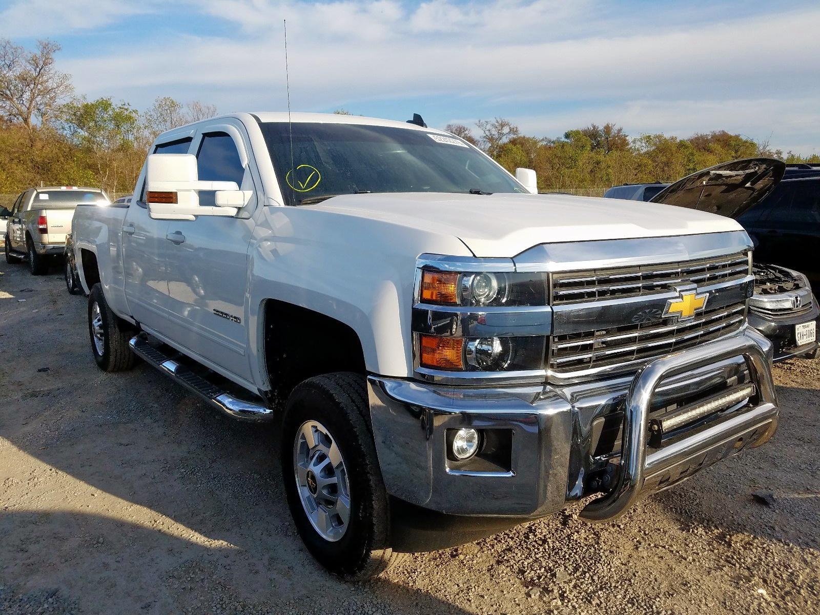 1GC1CVEG1GF279626 - 2016 Chevrolet Silverado 6.0L Left View