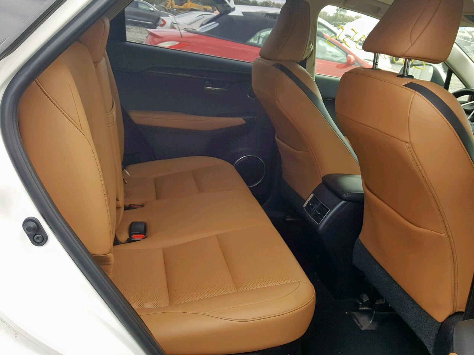 JTJBARBZ0H2096456 - 2017 Lexus Nx 200T Ba 2.0L detail view