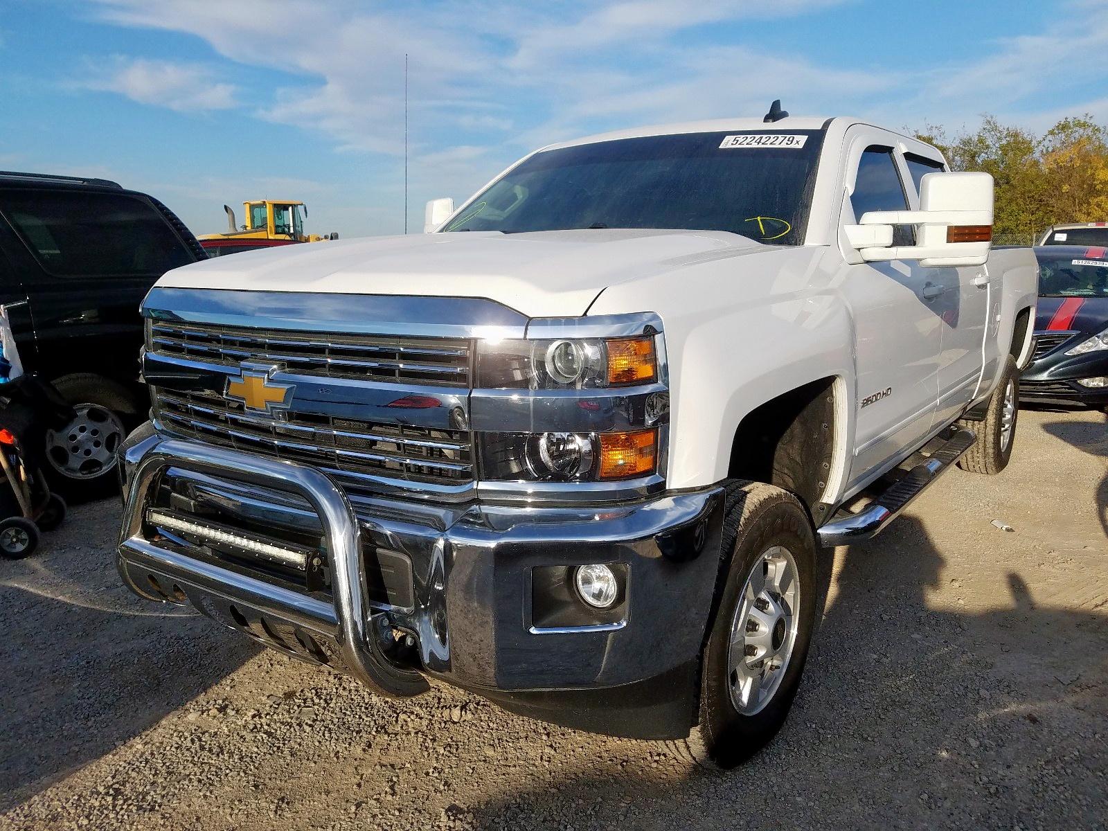 1GC1CVEG1GF279626 - 2016 Chevrolet Silverado 6.0L Right View